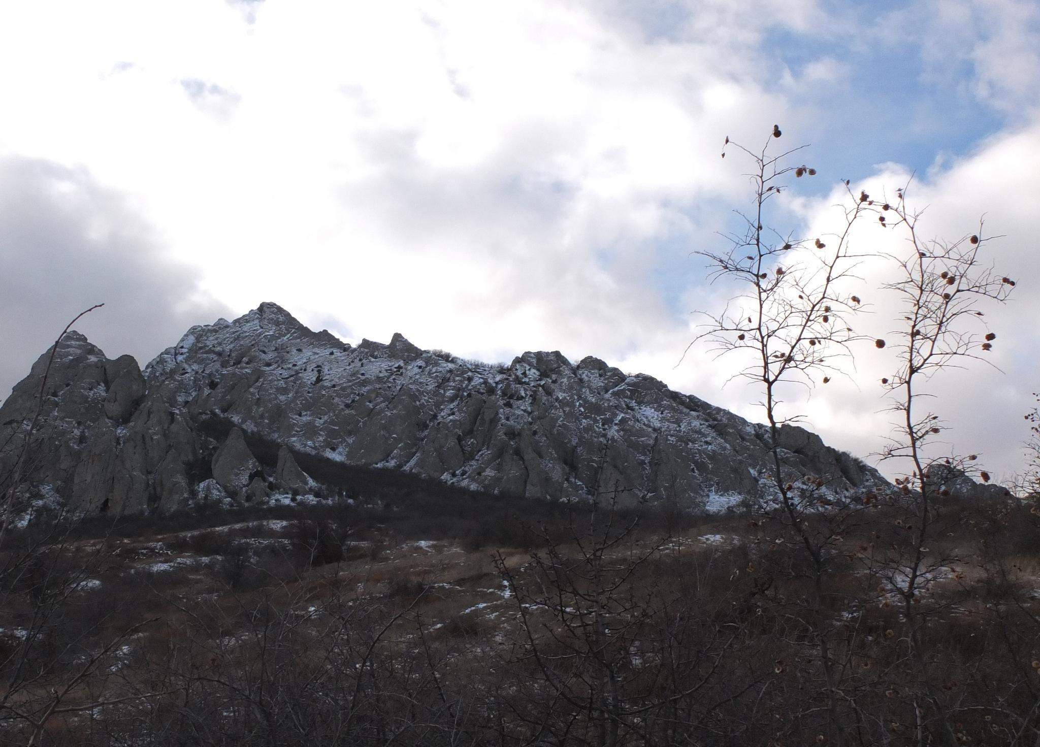 Winter in the Crimea. 9 by manuta