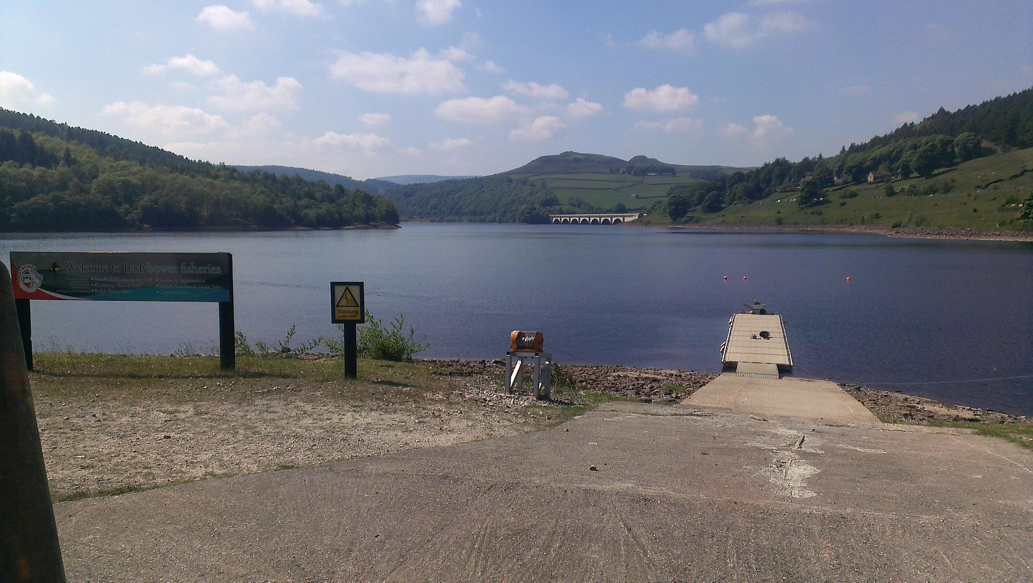 The Ladybower by Mark Brown
