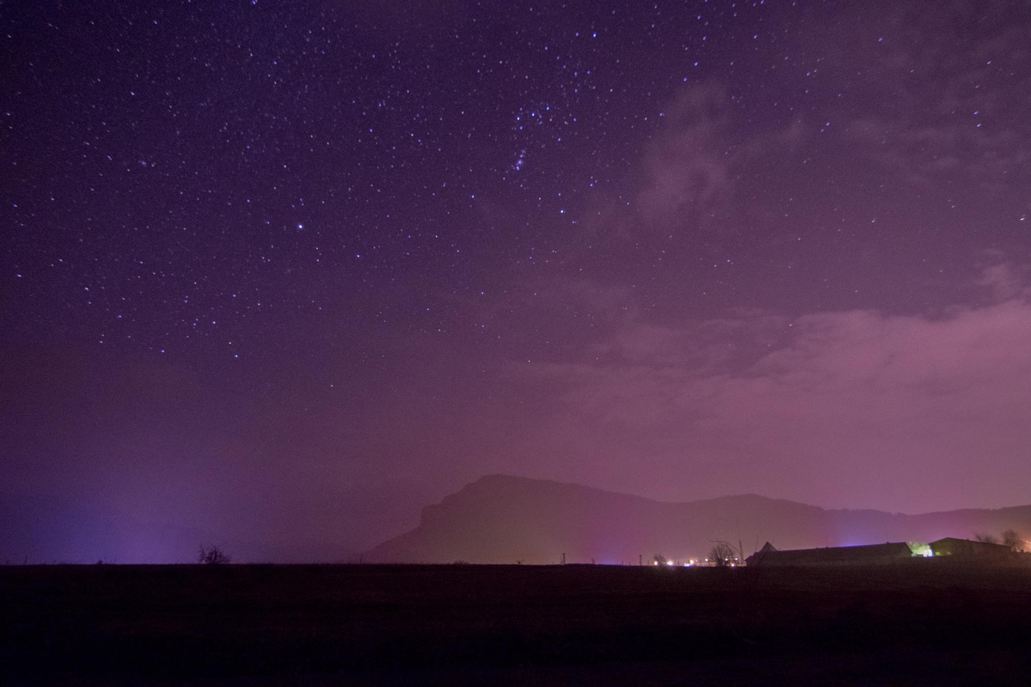 Stars by Zlatko Petrov