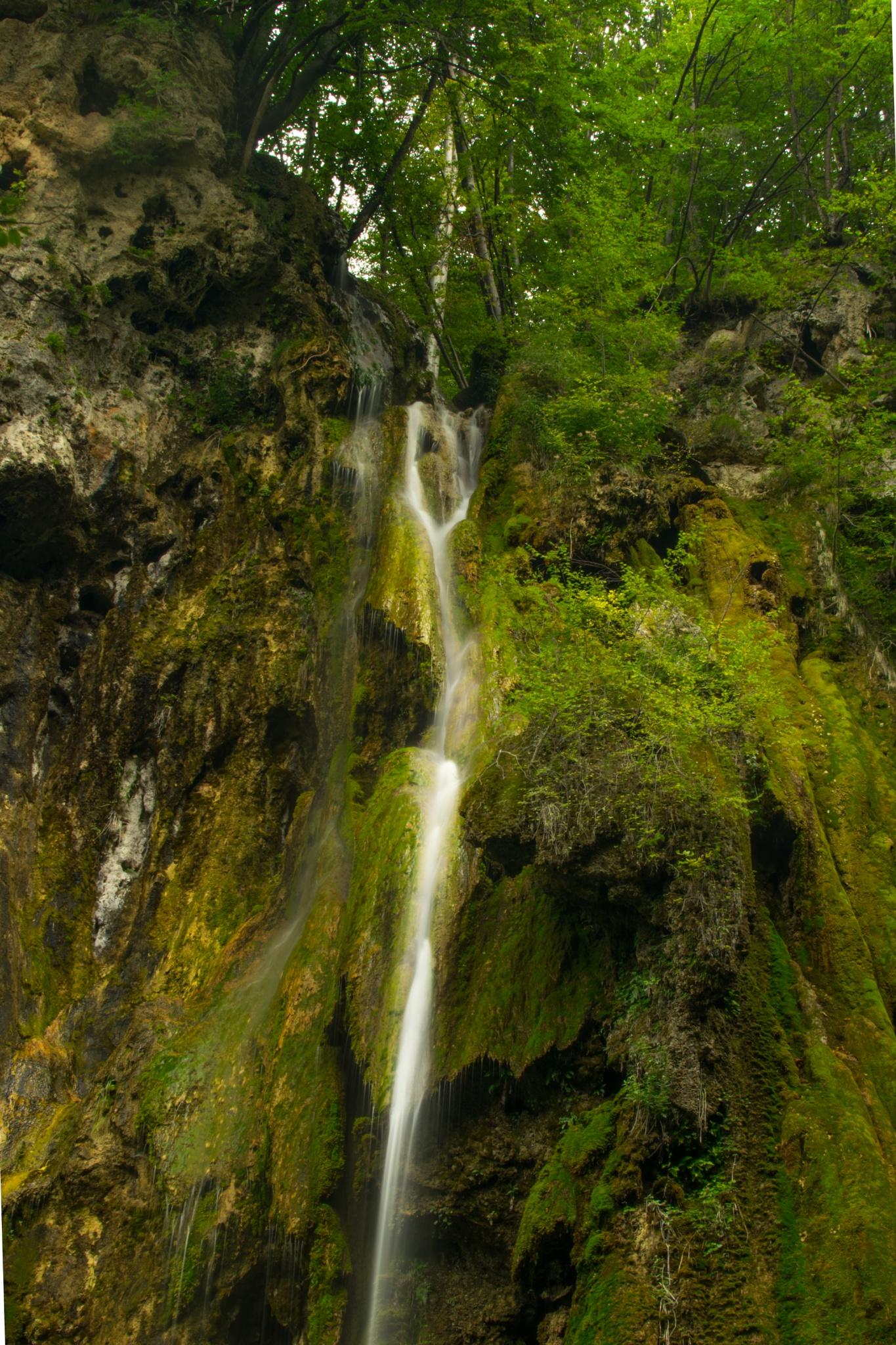 Waterfall by Zlatko Petrov