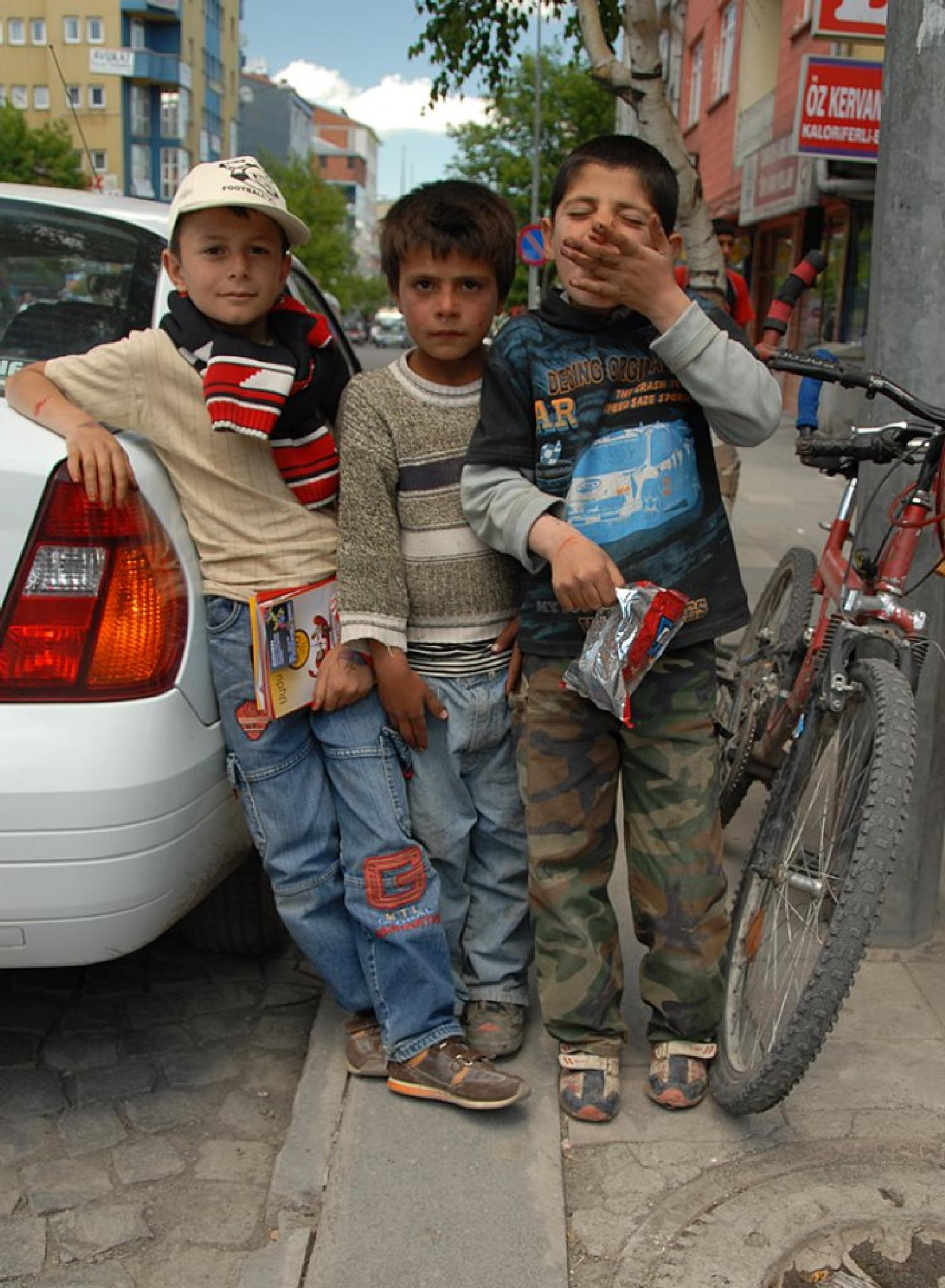 Real Boys 11 by murat sahin