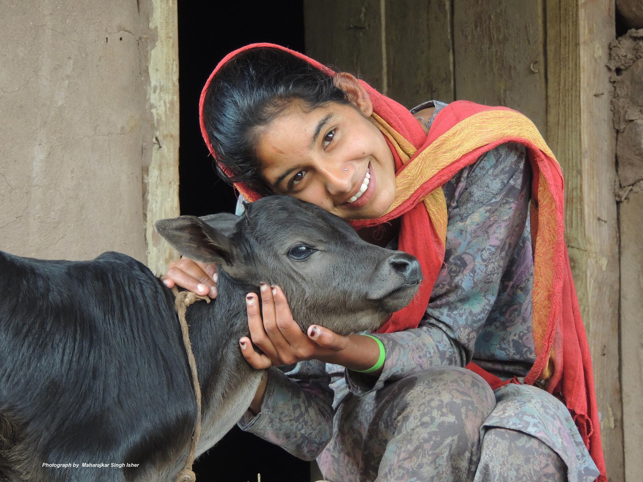 Animal Lover by maharajkar.isher