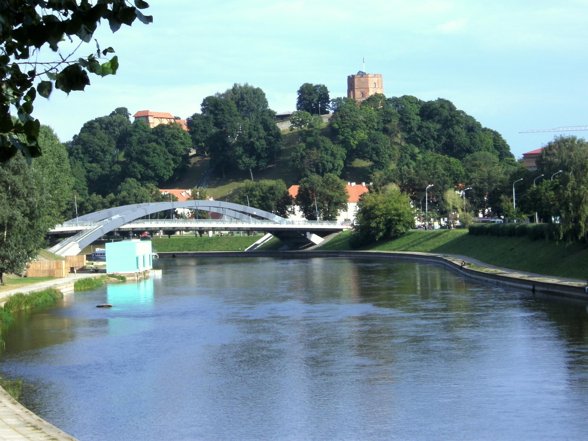 River Neris by j.hoppe