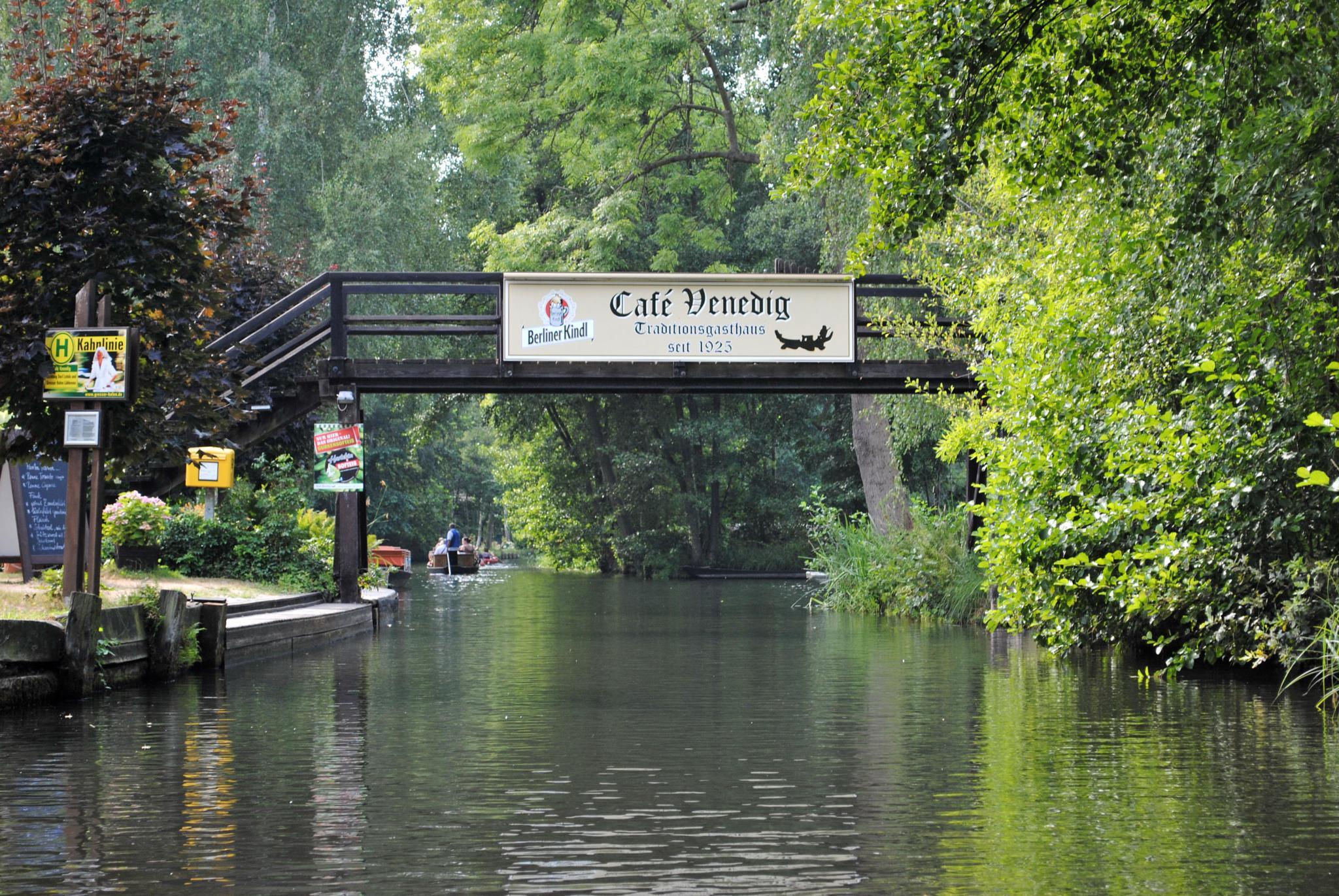 Waterways Spreewald by j.hoppe