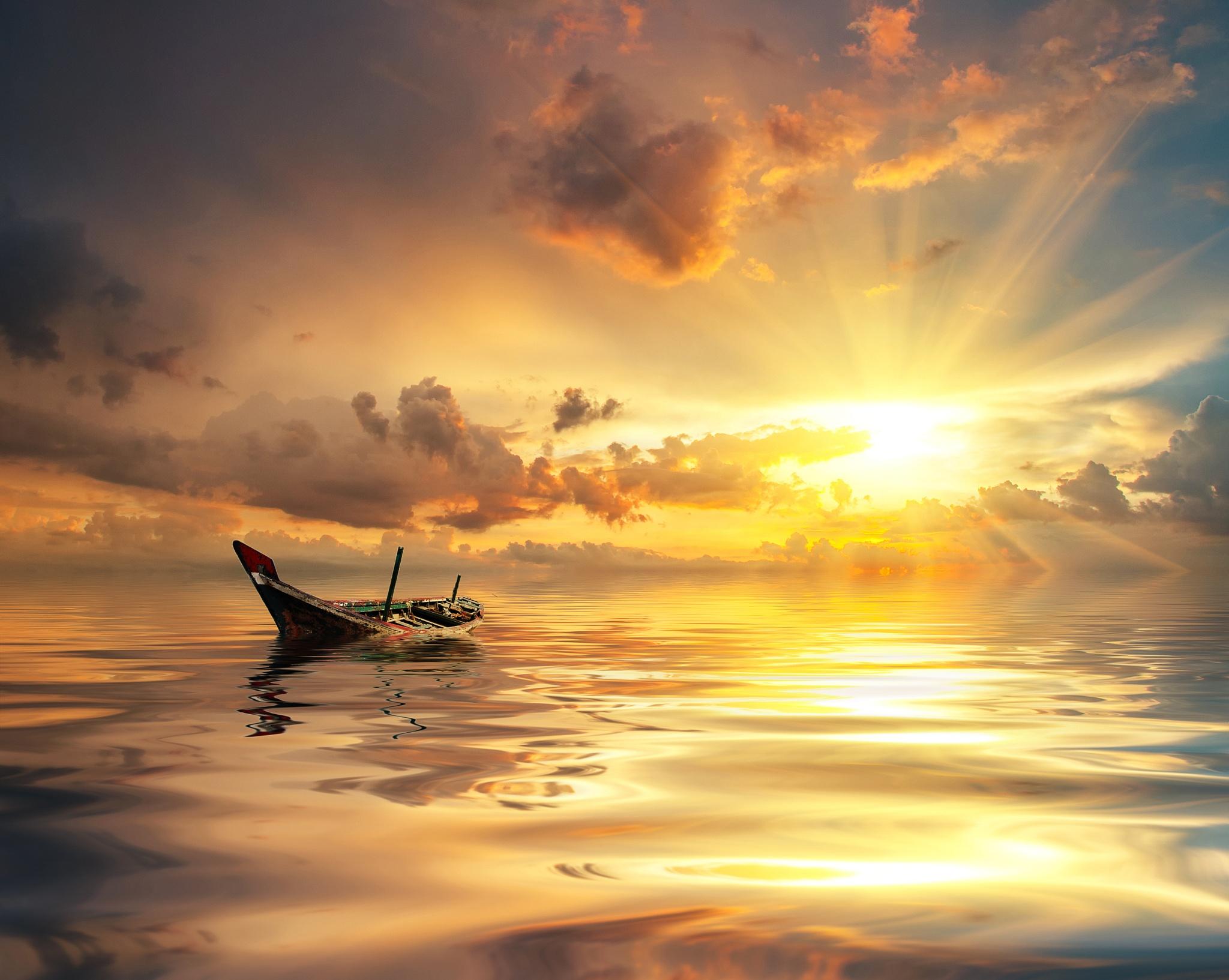 Sinking by Arun kumar