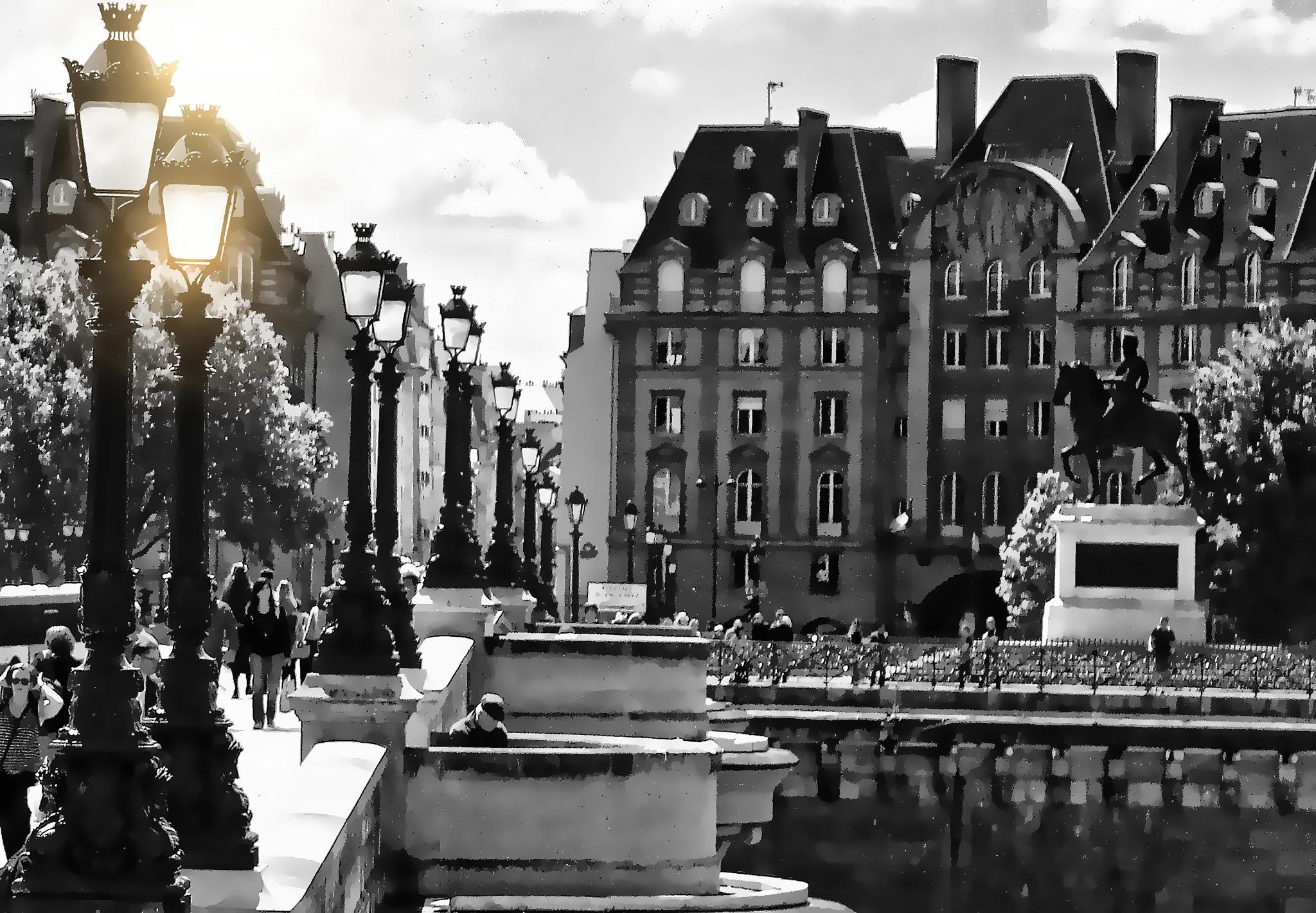 Parigi Magnifica by silvestro cappellini