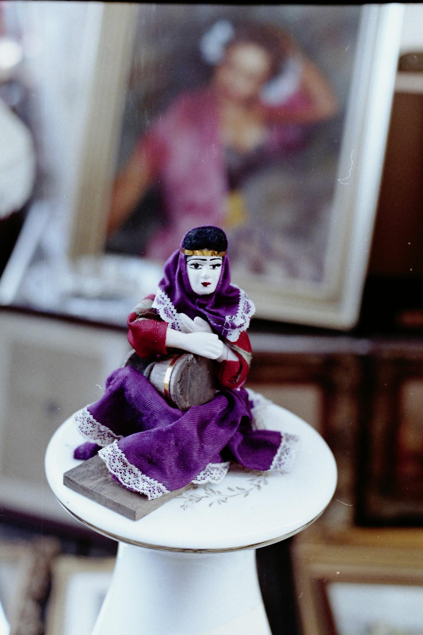 fleamarket doll by mapetermayer