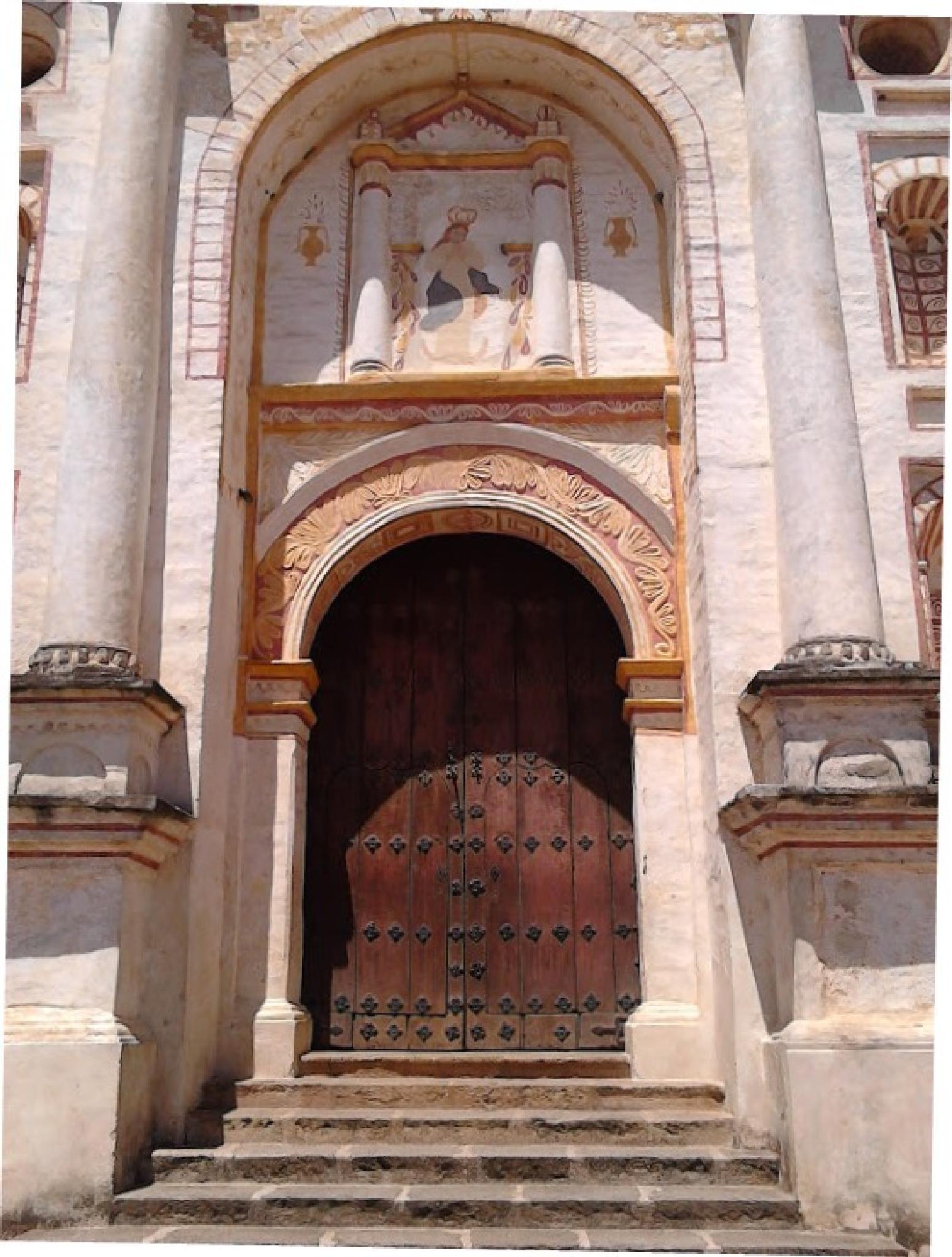 Entrance by Tirsa Jean Mazariegos
