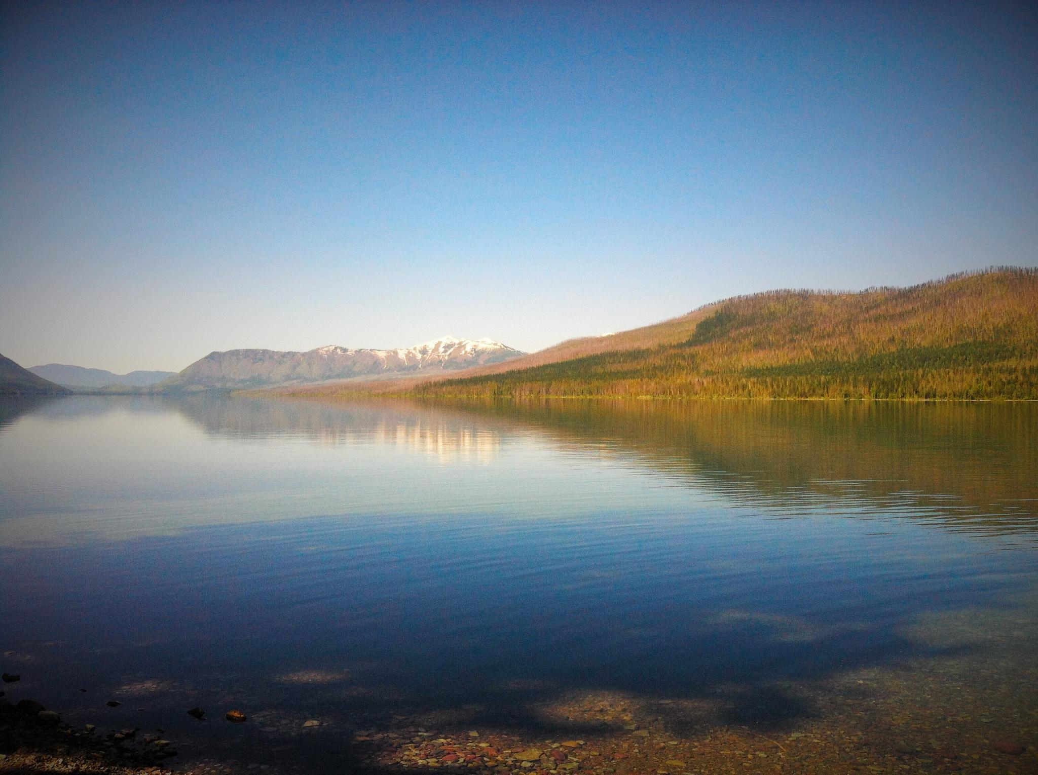 Lake McDonald by amberh