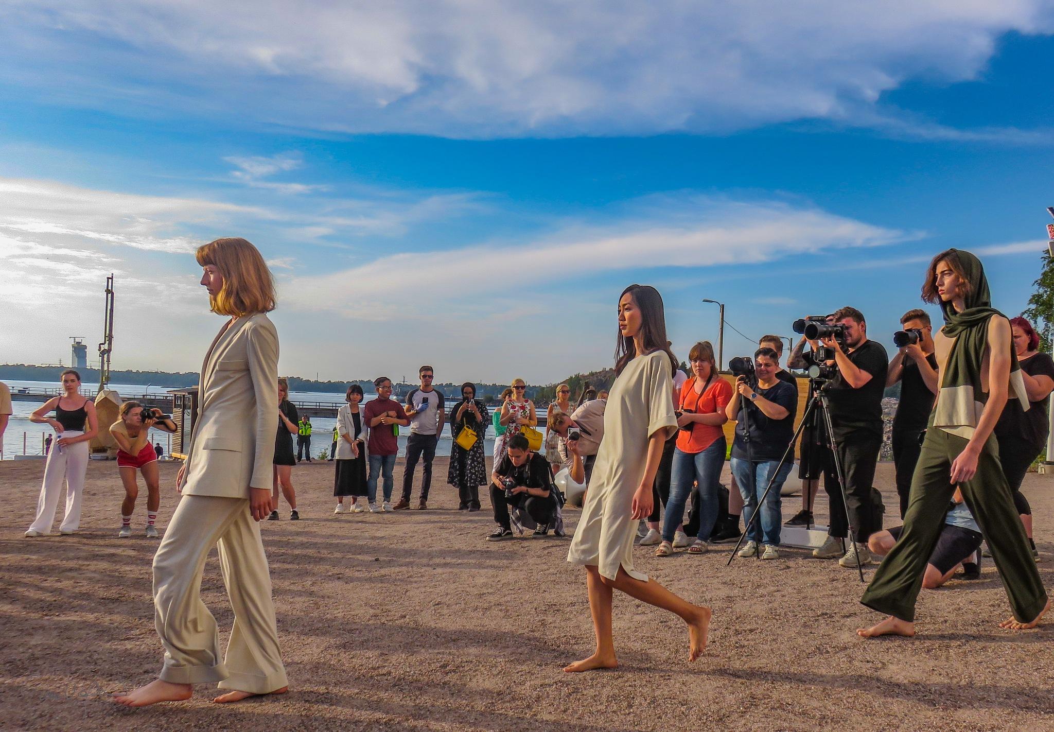 Helsinki Fashion week by Timo V