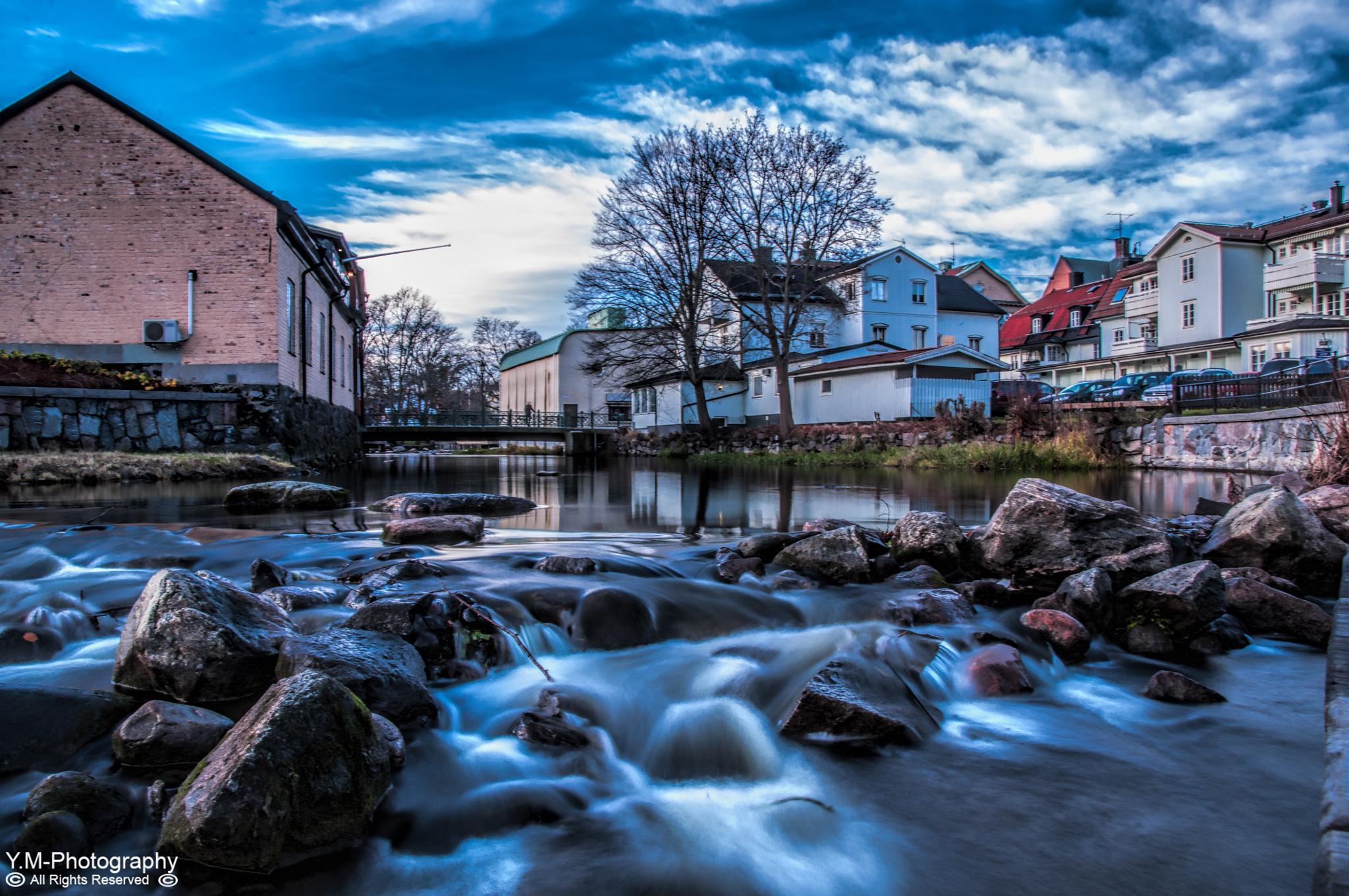 Norrtälje 1 by Ymer