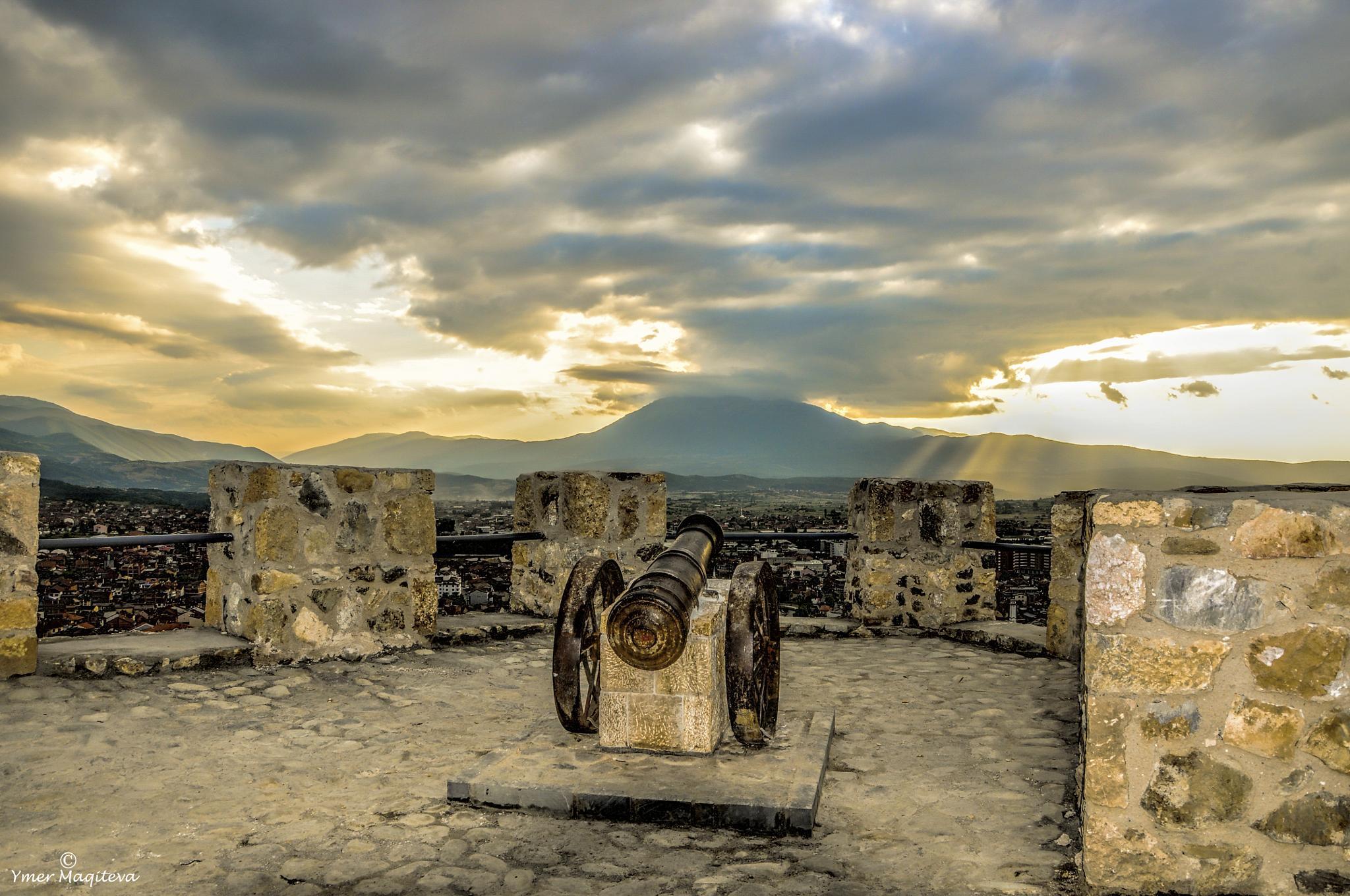 Fortress.. ( Prizren Kosova) by Ymer