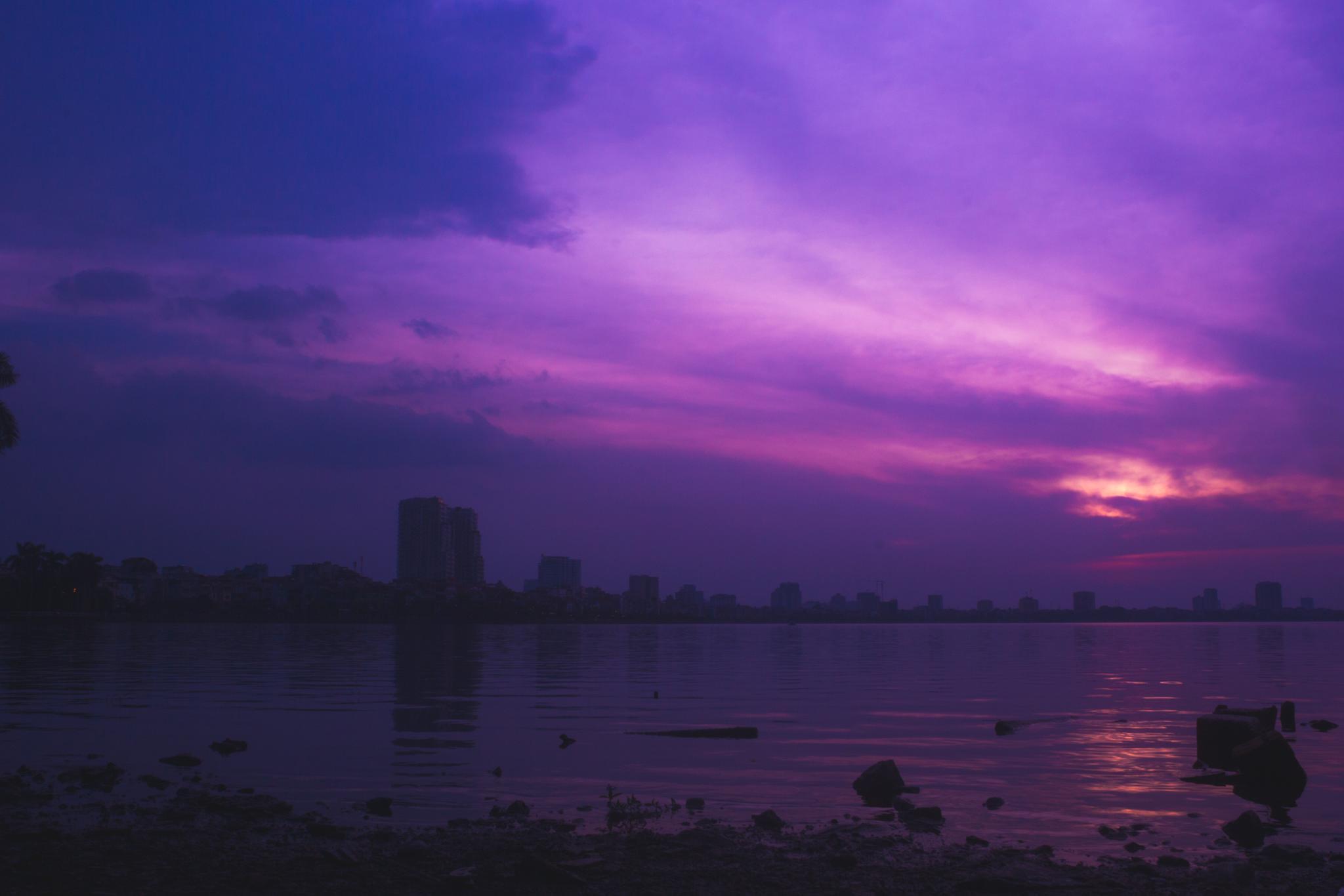 Sky by Huy Pham