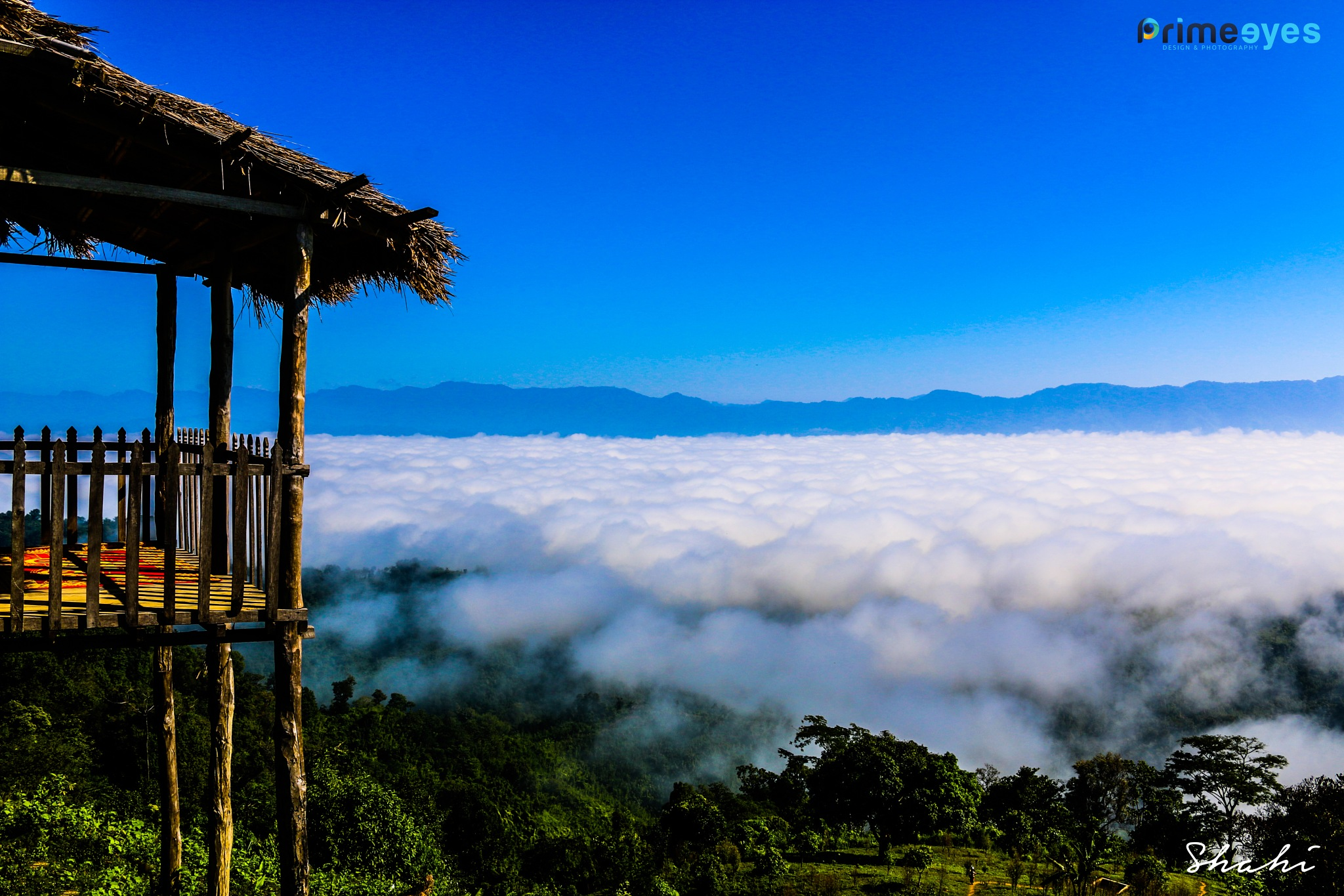 Above the Clouds by Md Shahidullah