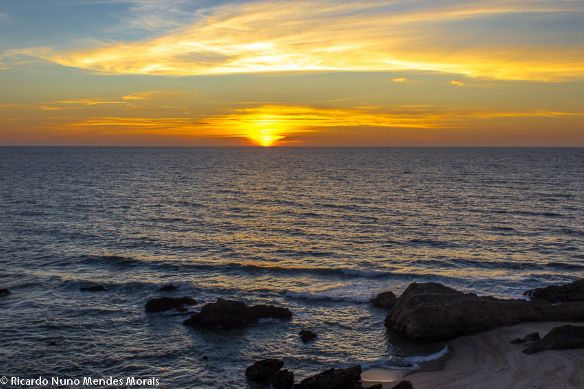 Sunset by Ricardo Nuno Mendes Morais