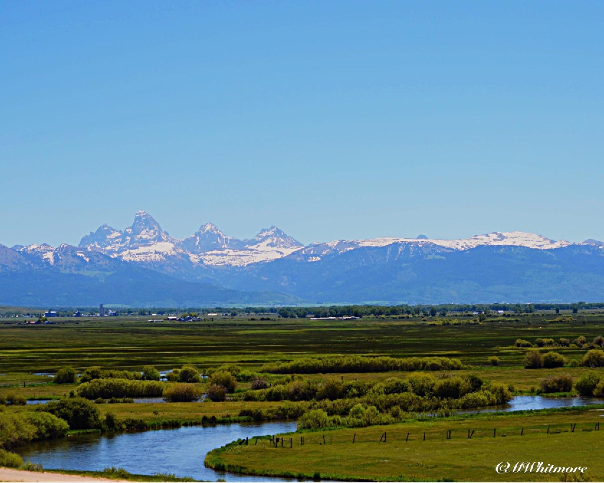 Teton Valley by mwhitmore3
