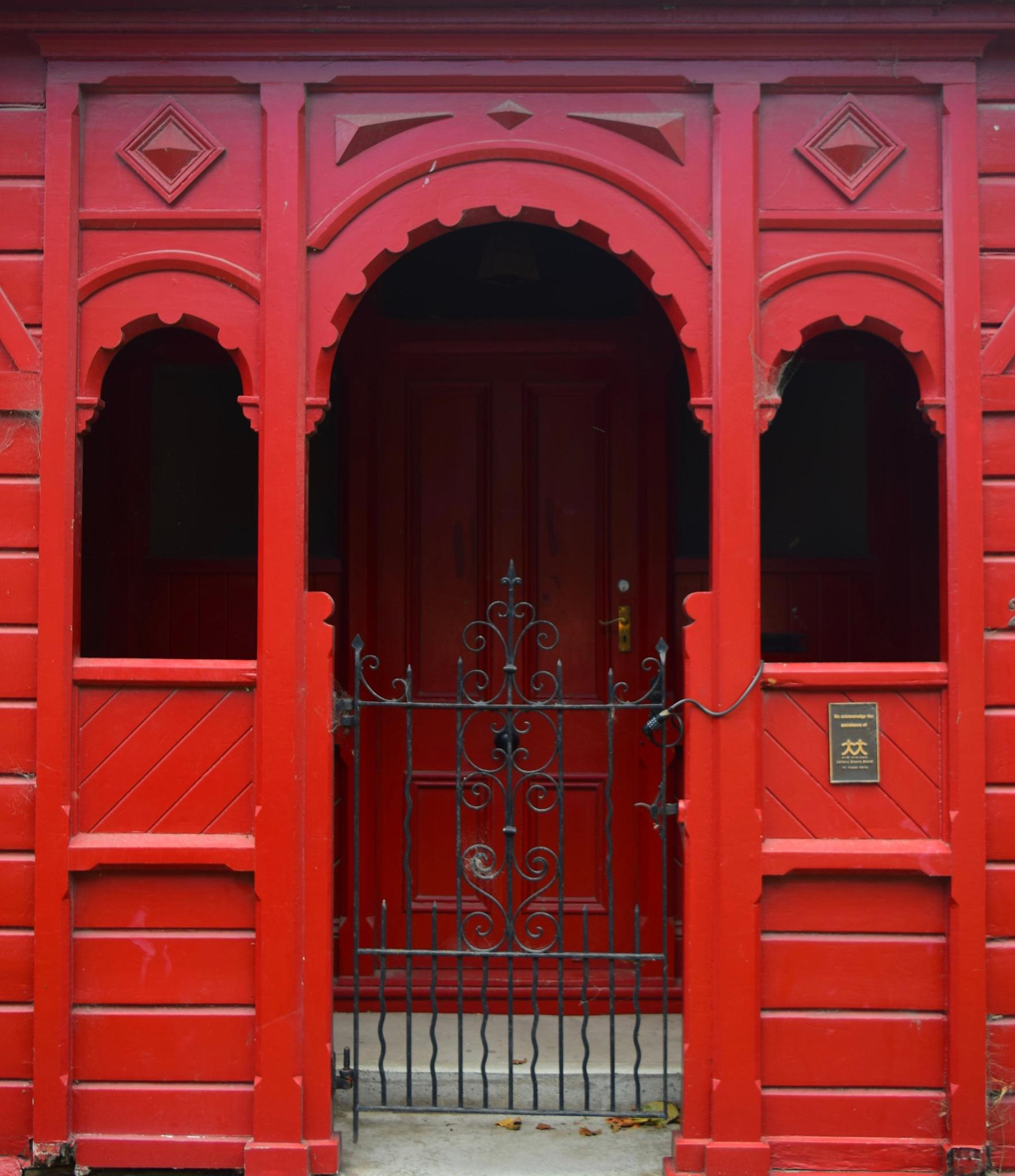 Entranceway by johndflatt