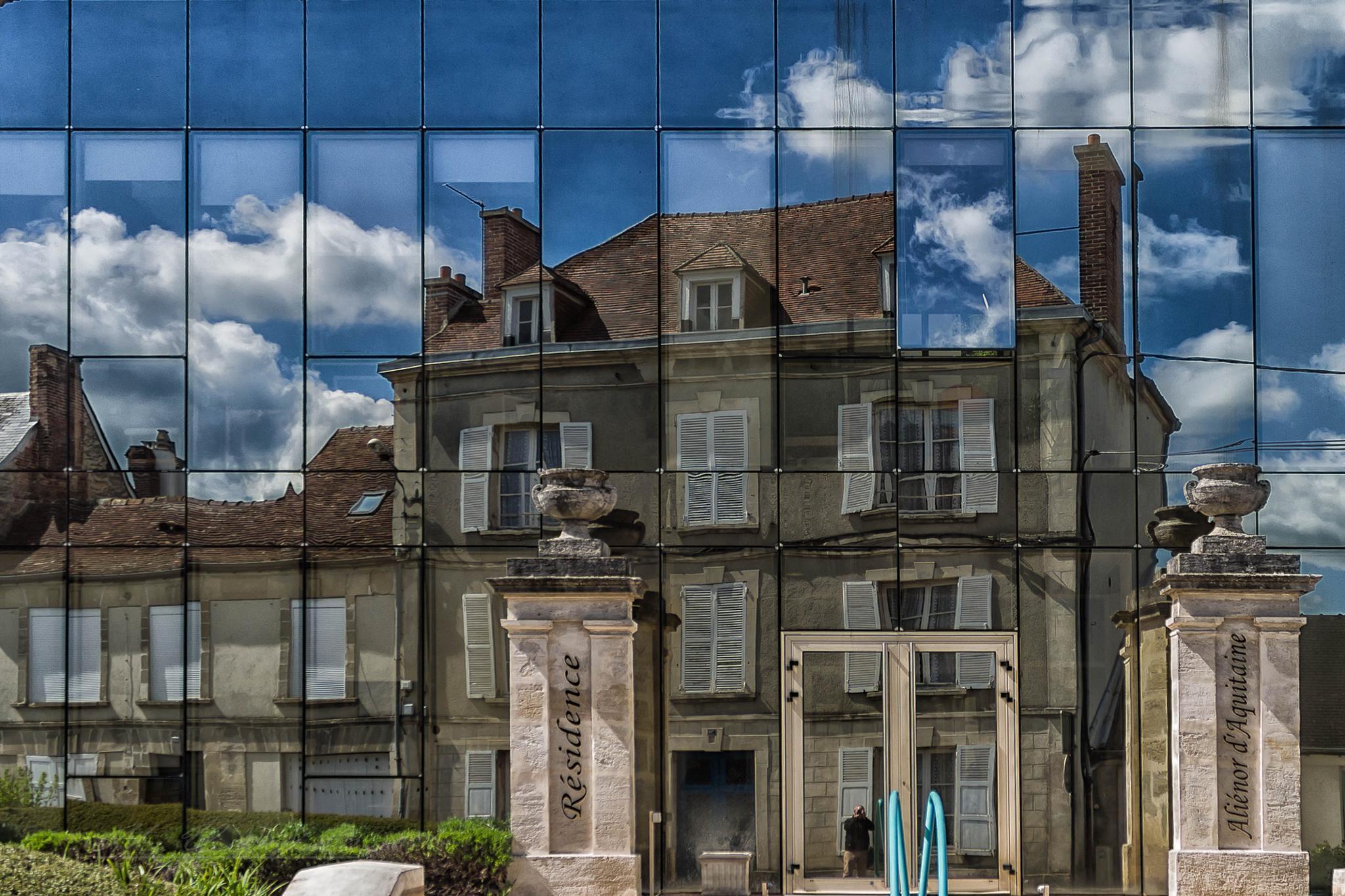 les reflets by hubert61