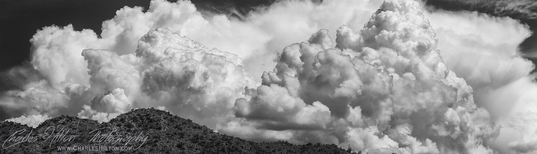 Western Skys by CharlesHilton