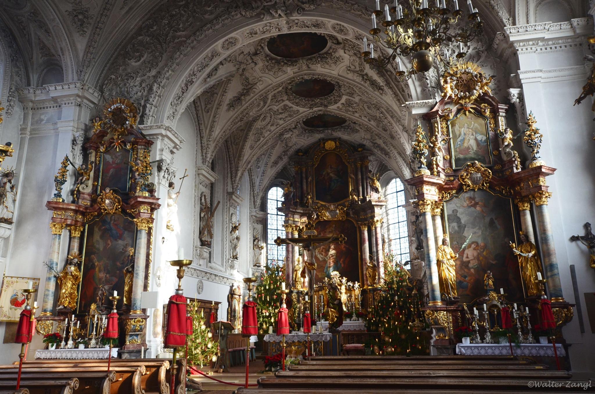 St. Johannes Baptist in Kaufering by Walter Zangl