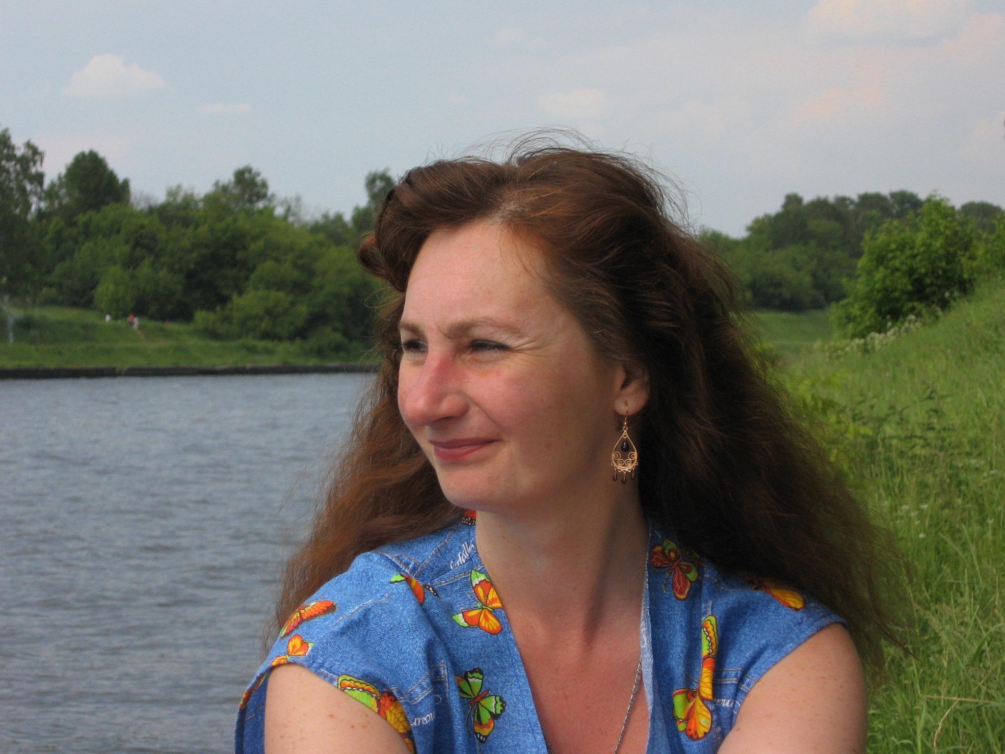 My Wife Porrtrait by Yurkoff Wladimir