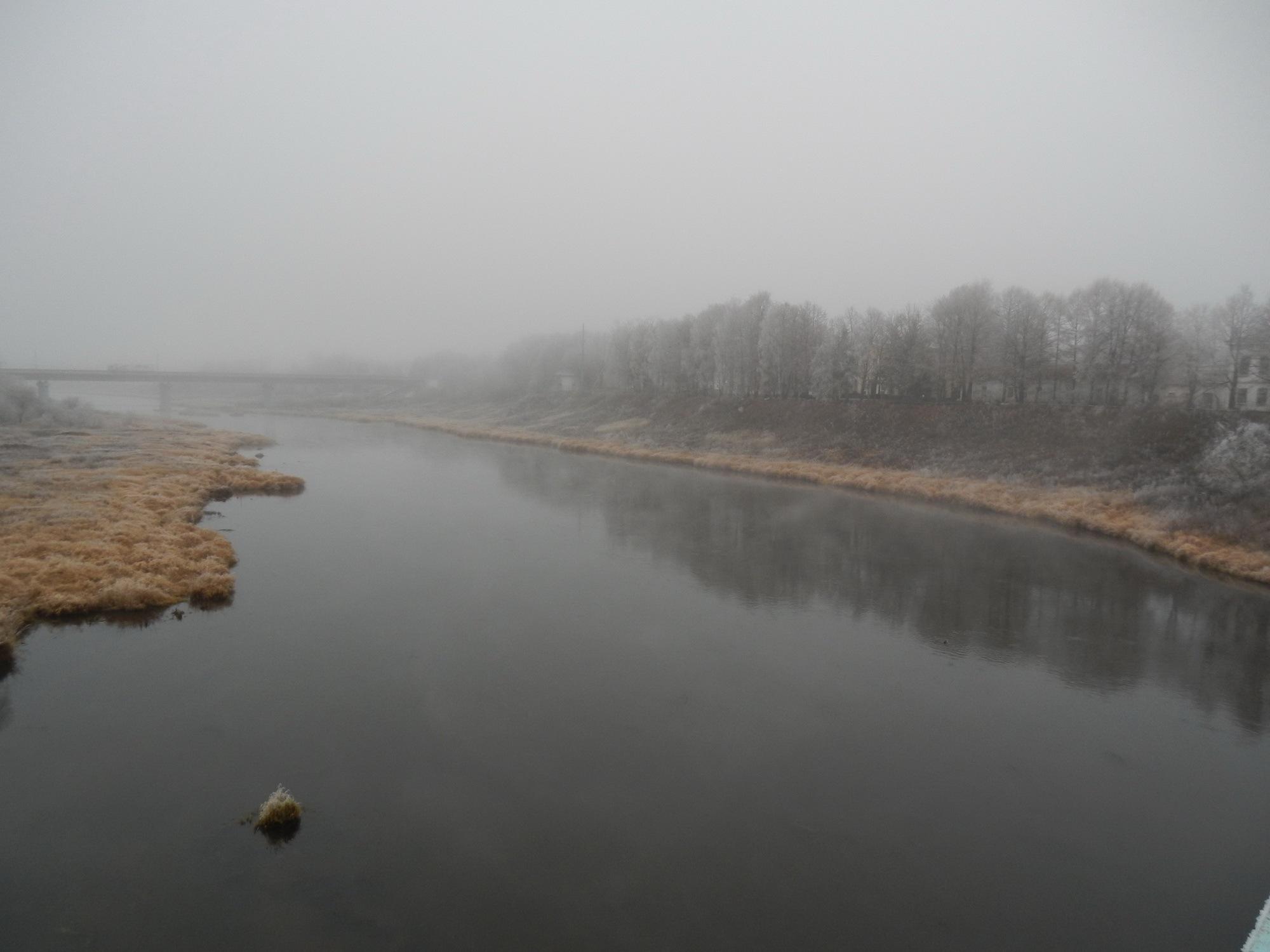 Frozen Fog by Yurkoff Wladimir