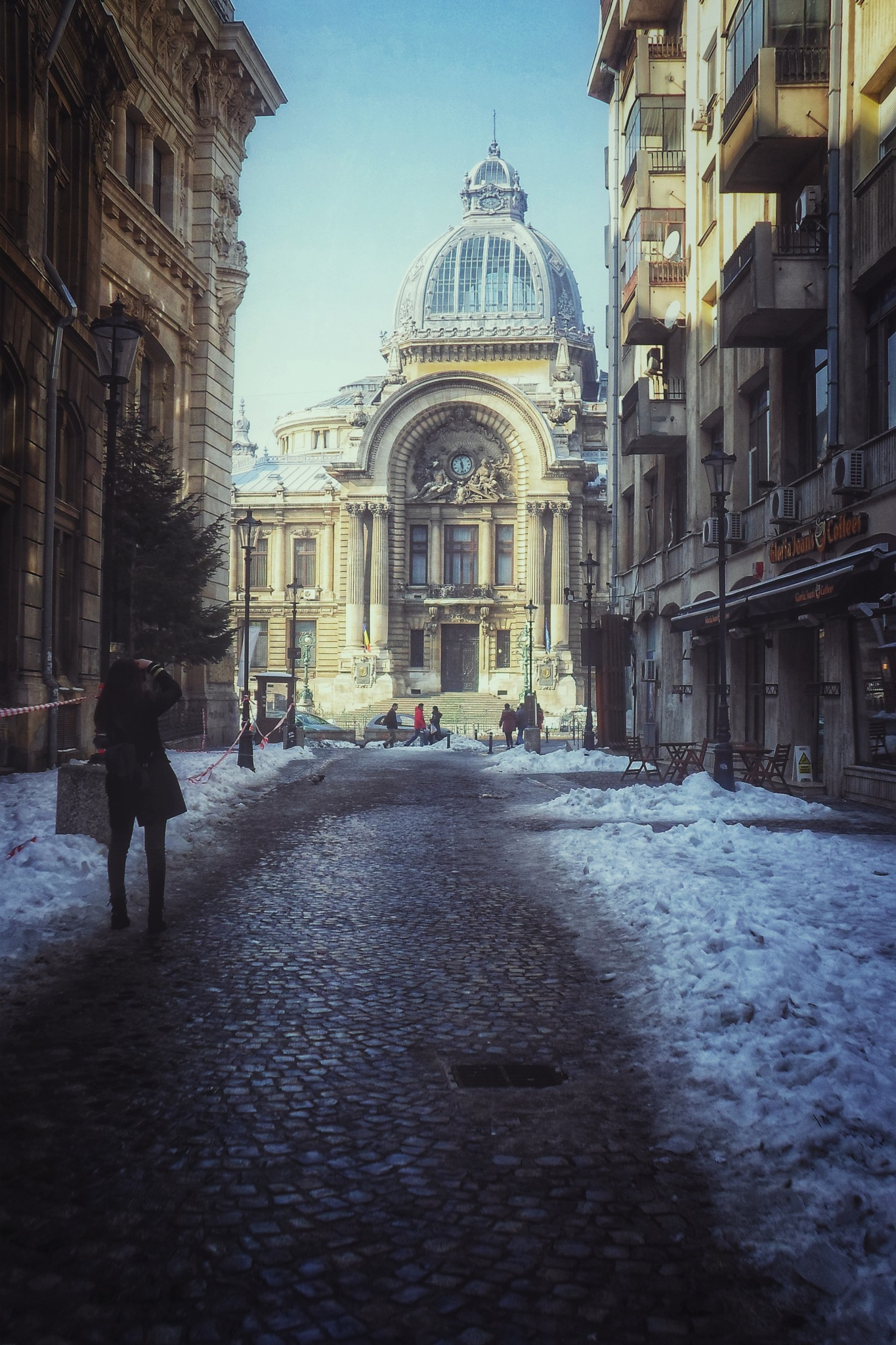 On the streets of Bucharest by Costin0509