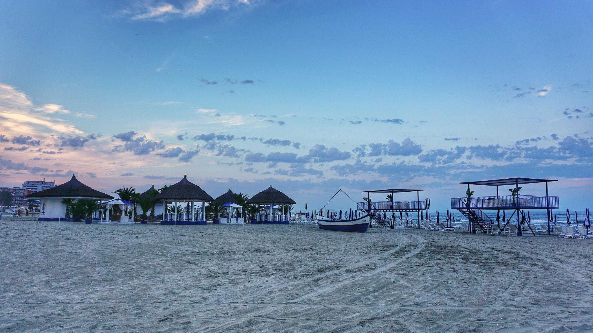 A walk on fhe beach by Costin0509