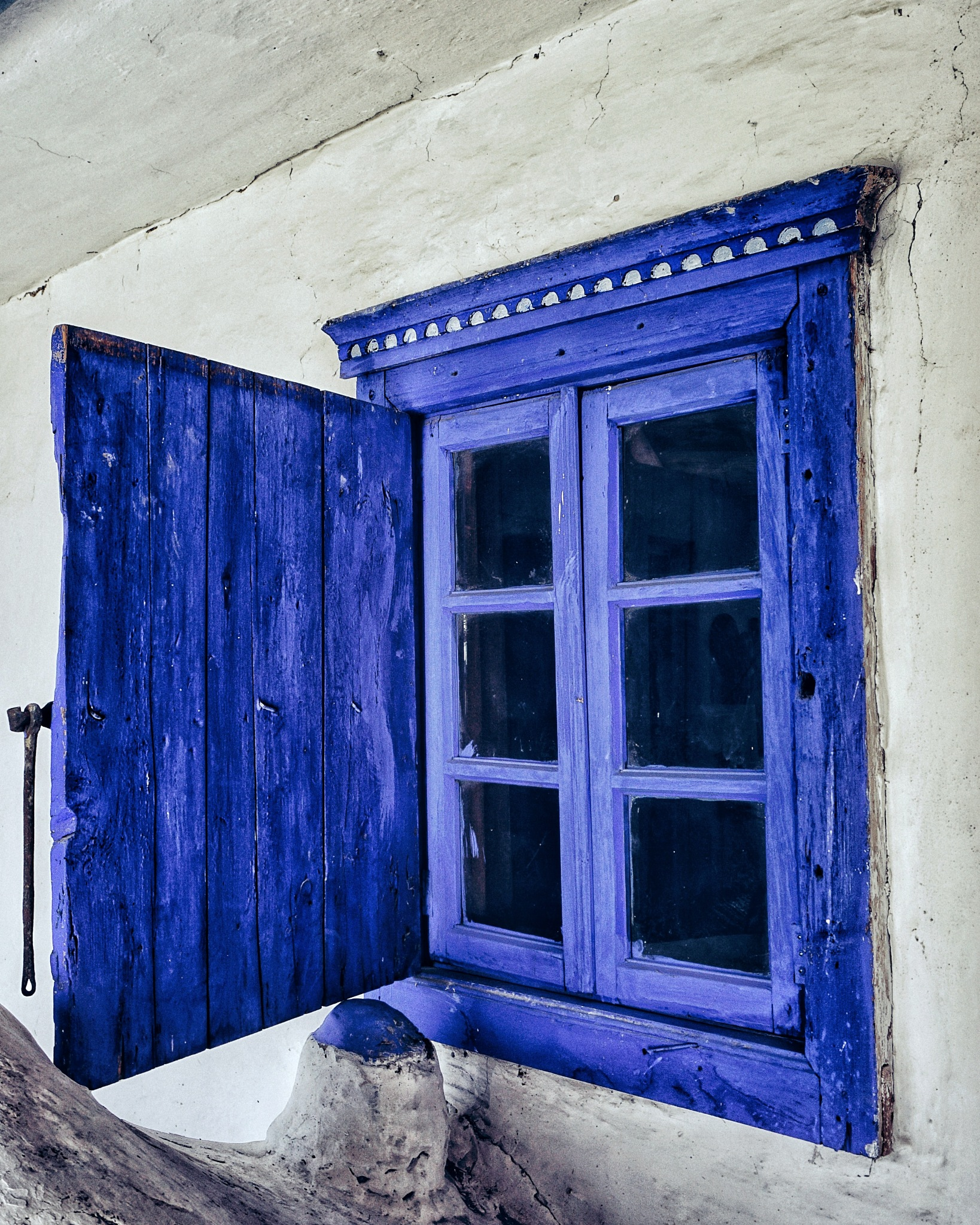 Window into the past by Costin0509