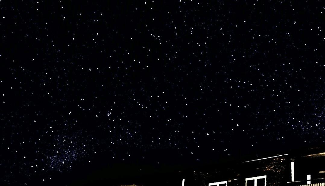 Starry Starry night by Pia Löfgren