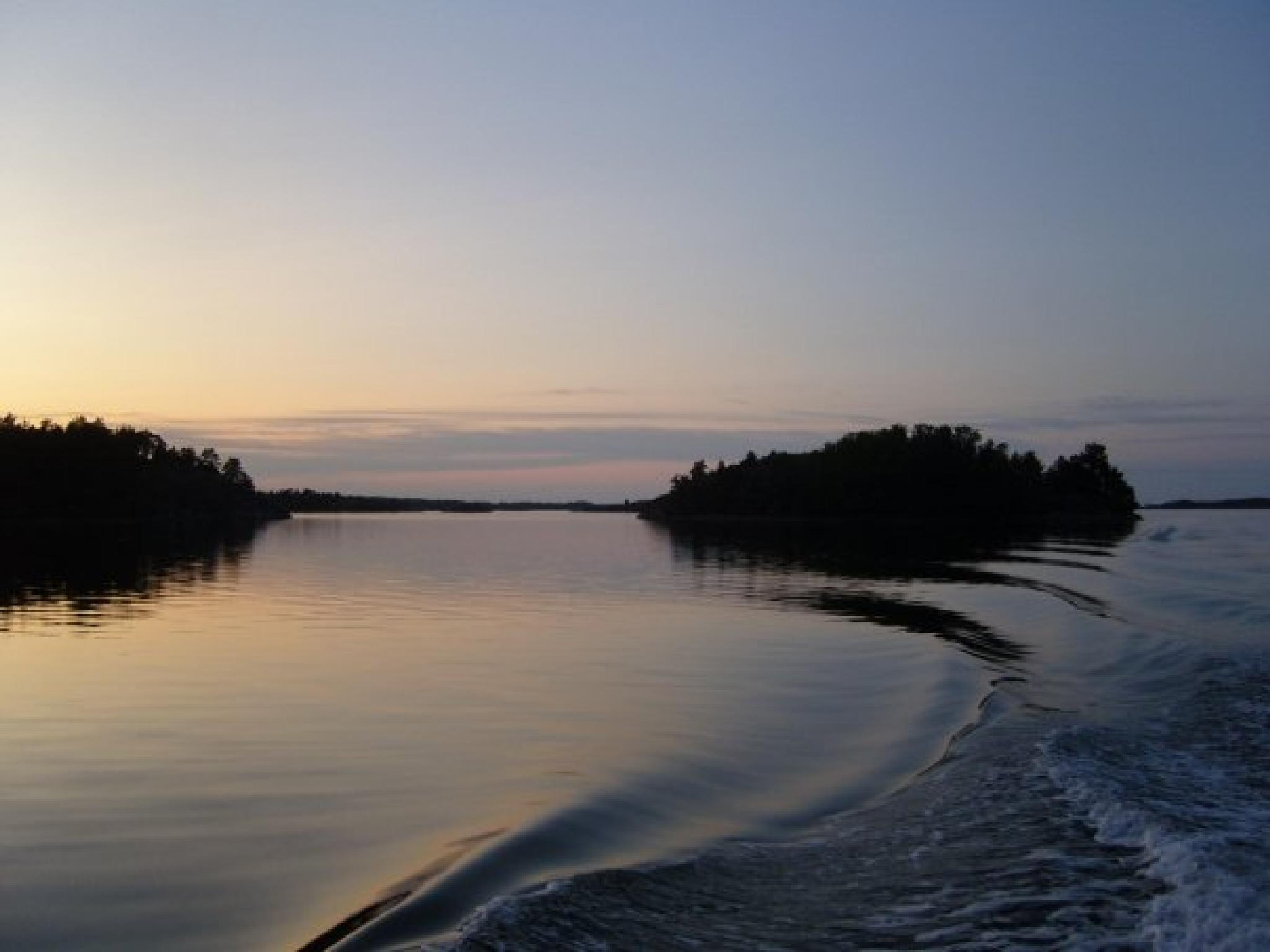 Gryts archipelago, Östergötland, Sweden by Pia Löfgren