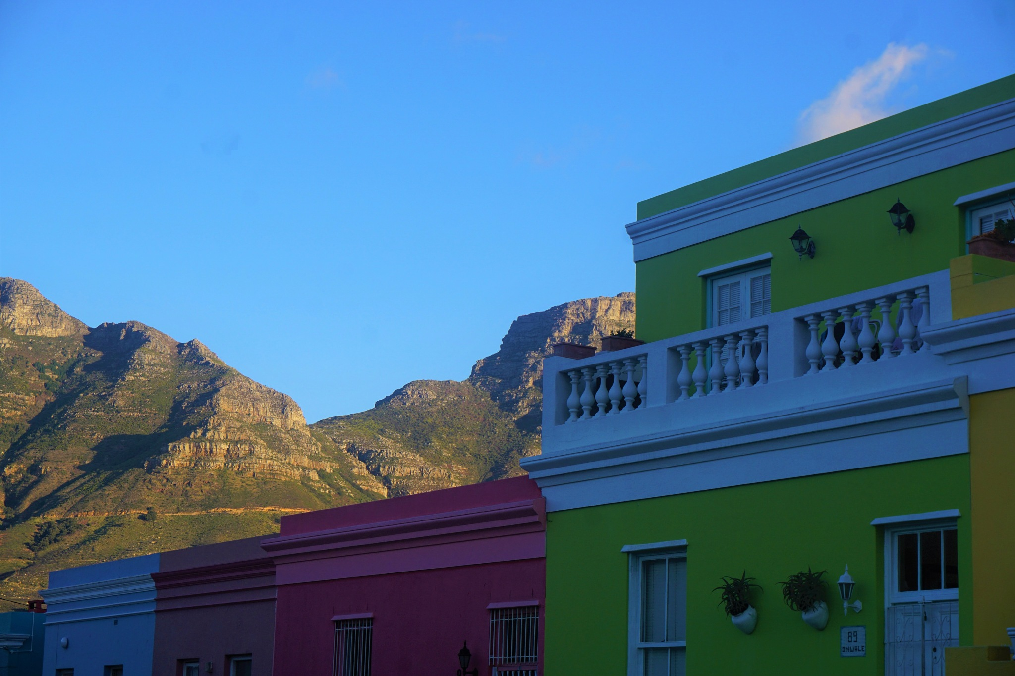 """""""Colours and a Mountain"""" by Thania Wehmeyer"""