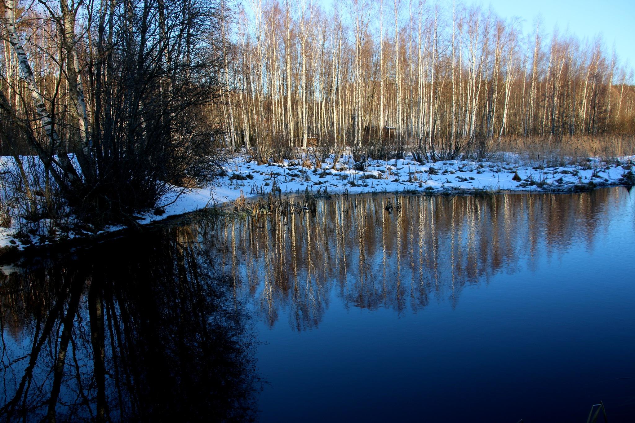 Intsilä, Finland by antsatykkylainen
