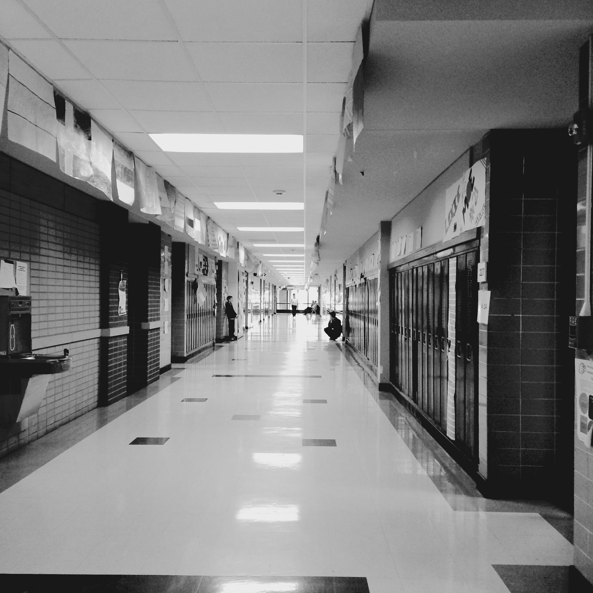 Hallway by leszeksaminski