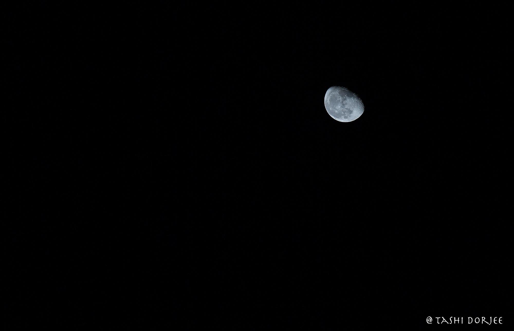 夜 by Tibetravel Photography