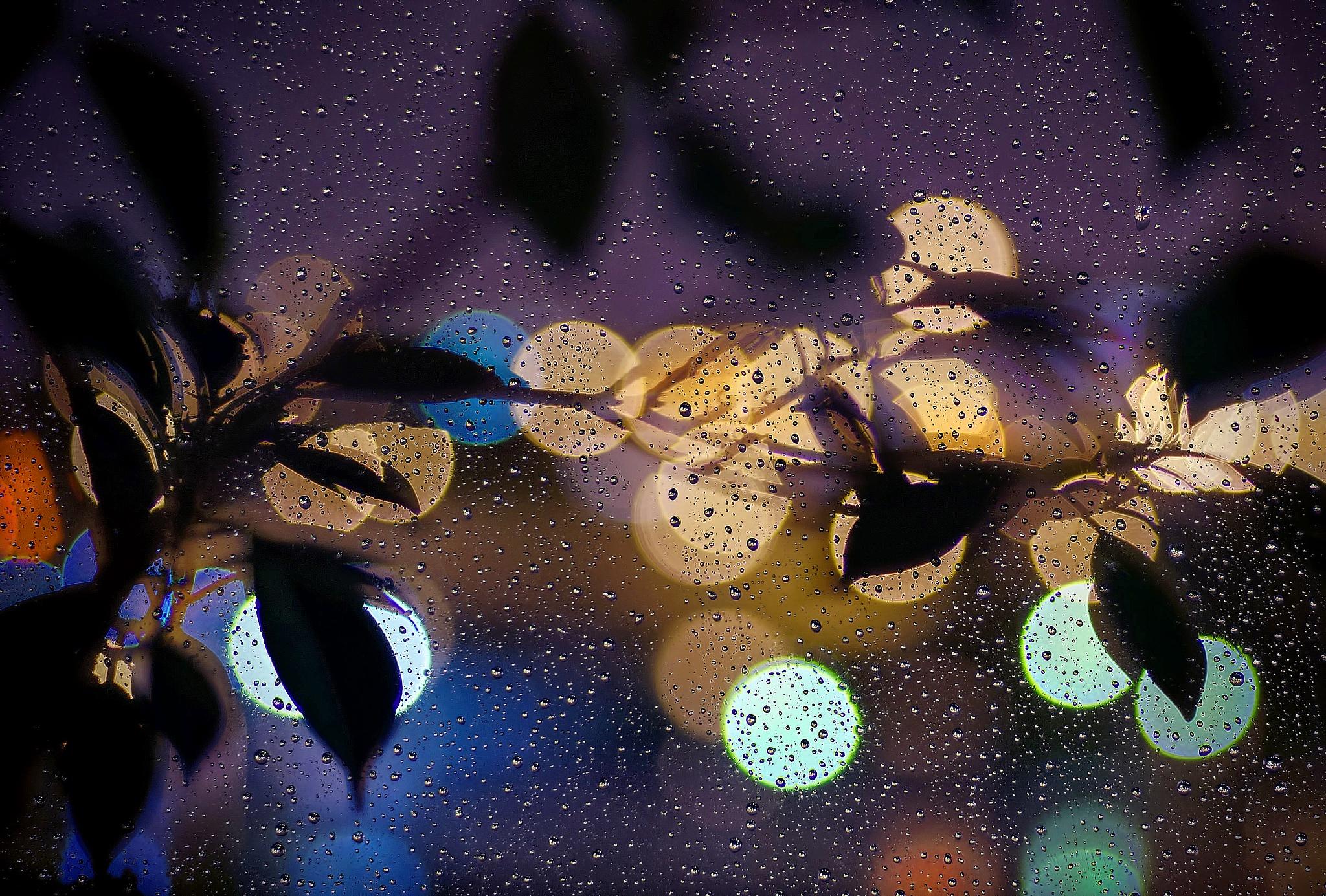Purple Rain 2 by milarcega
