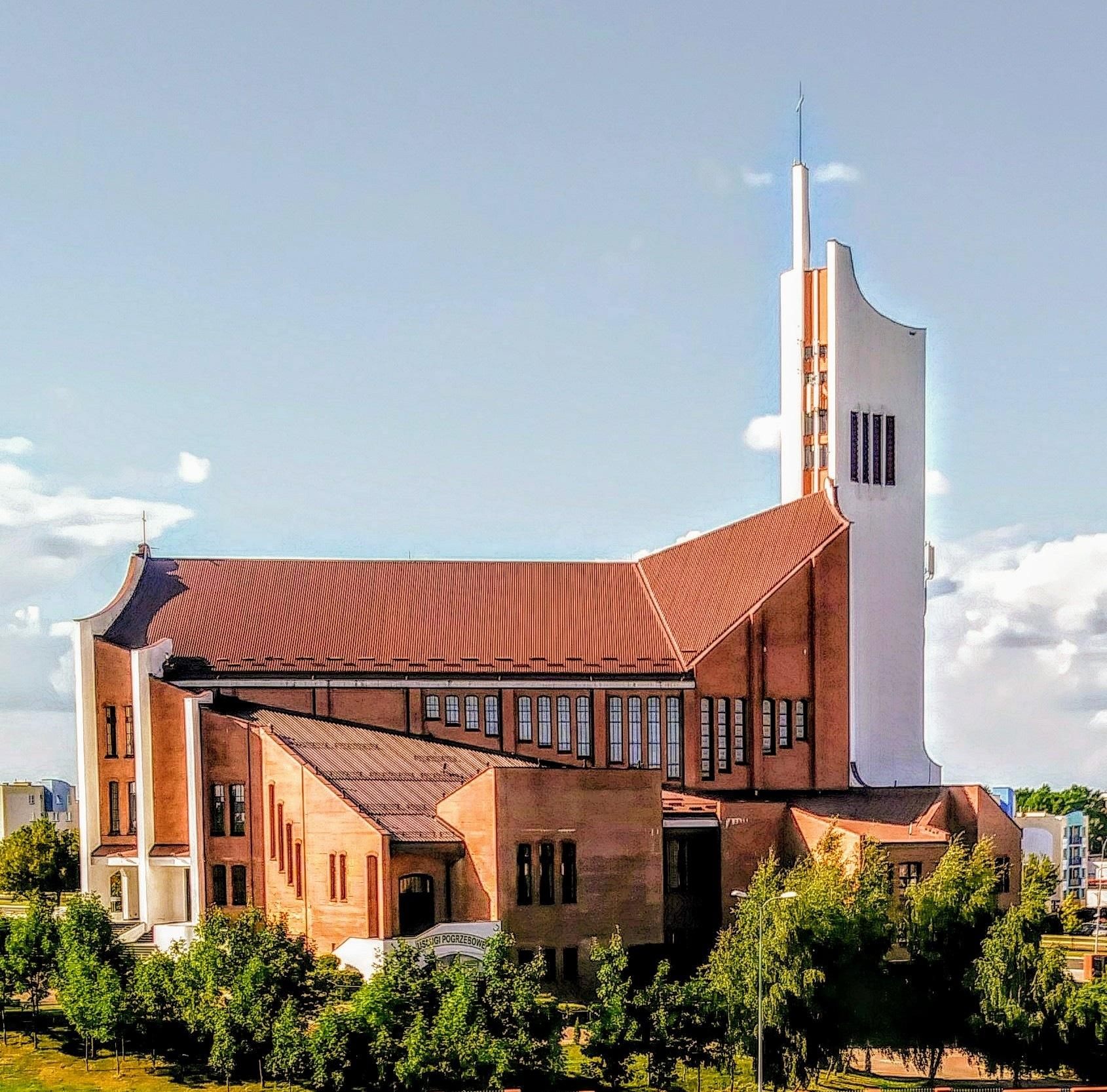 Kościół by jozgraf