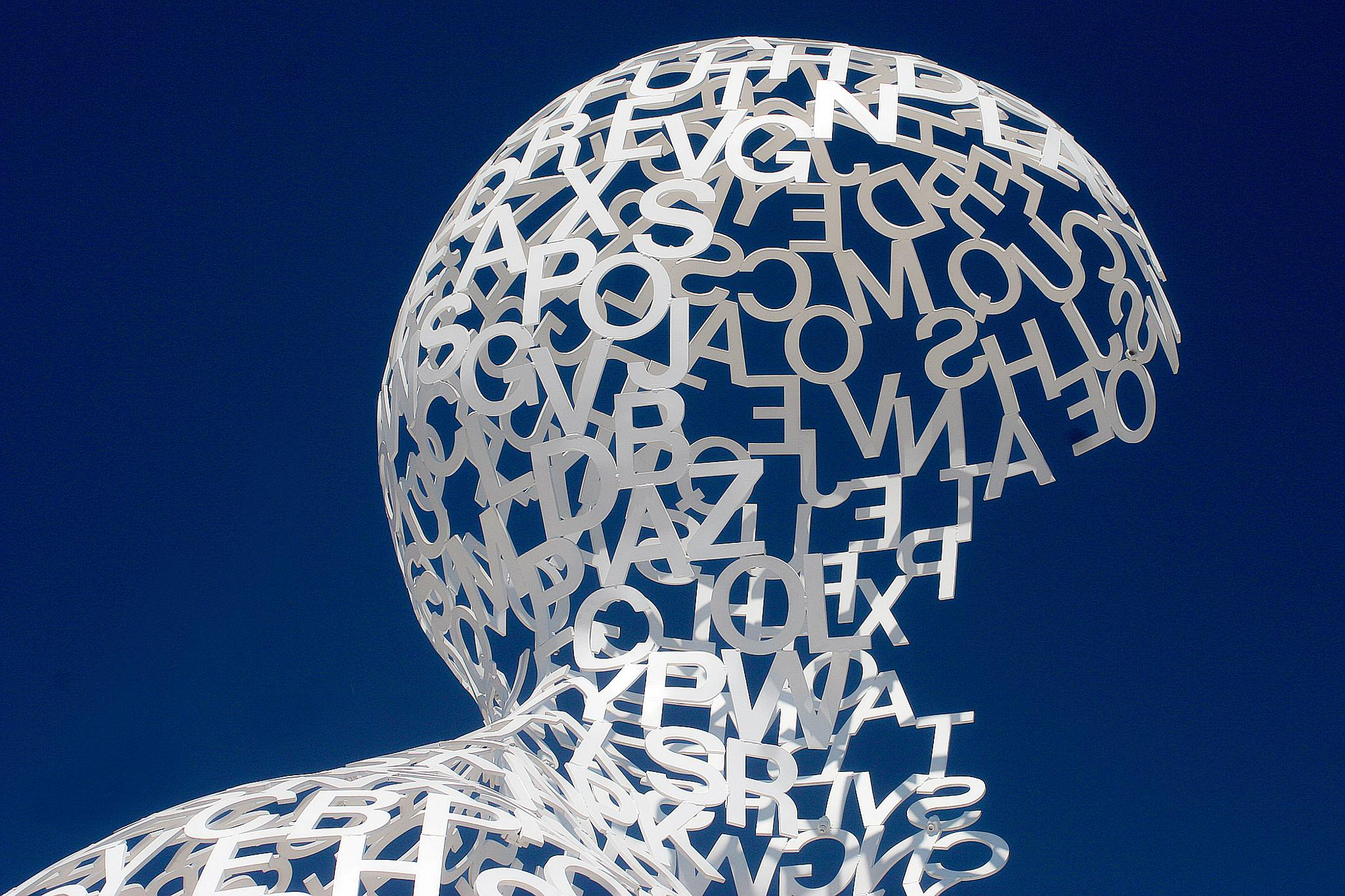 """Photo in Travel #nomade #""""jaume plensa"""" #antibes #france"""