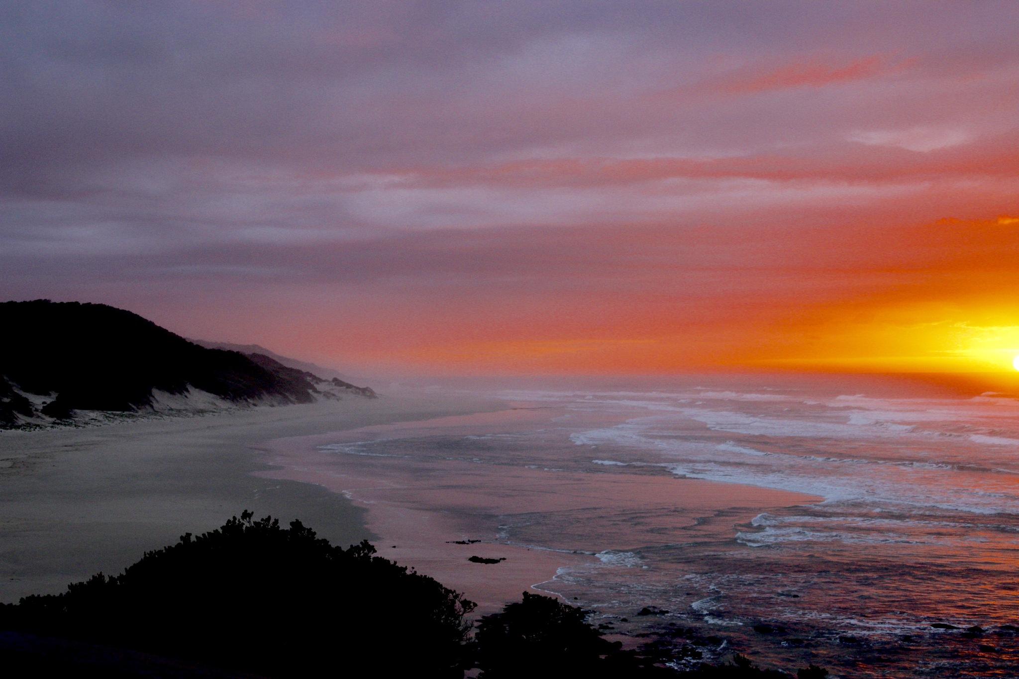 Sunrise by sandybrady