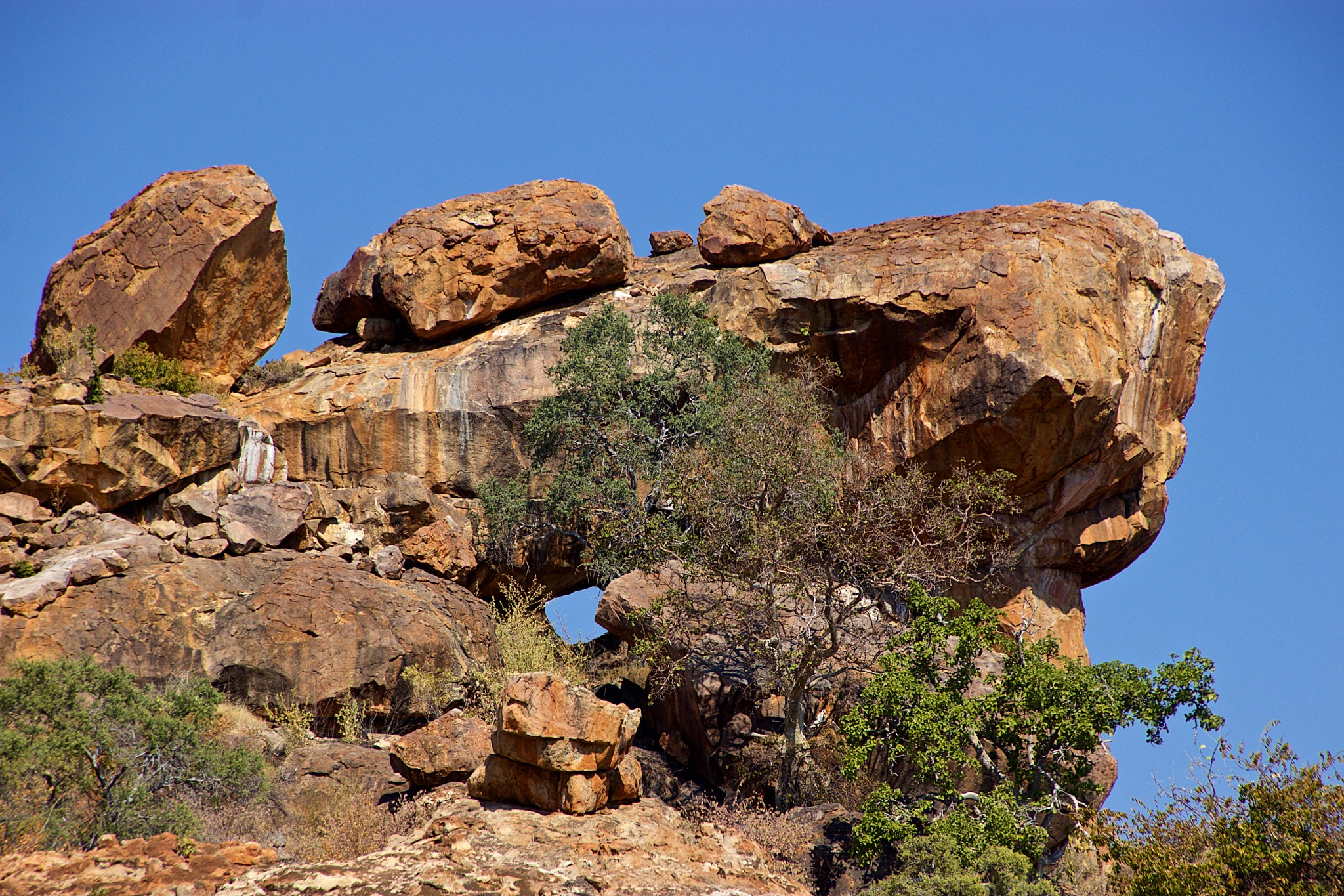 Rock formation by sandybrady