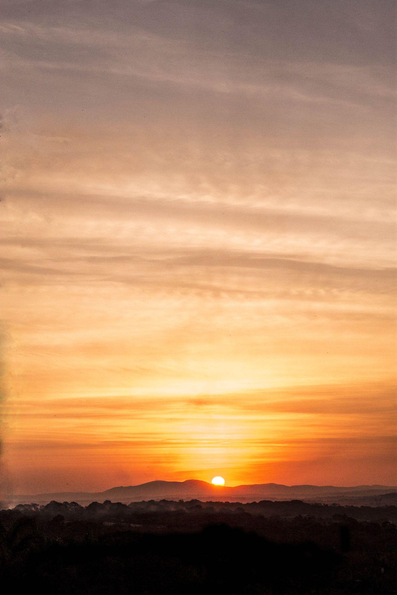 Sunset by AngeloHFDamasceno
