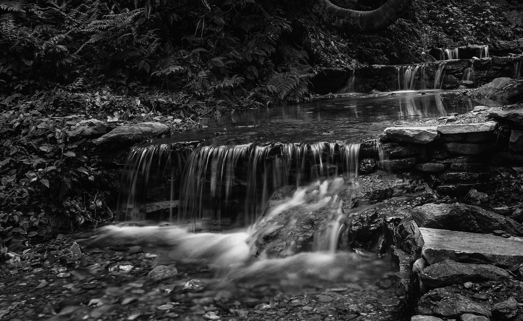 flow by photography by a rookie