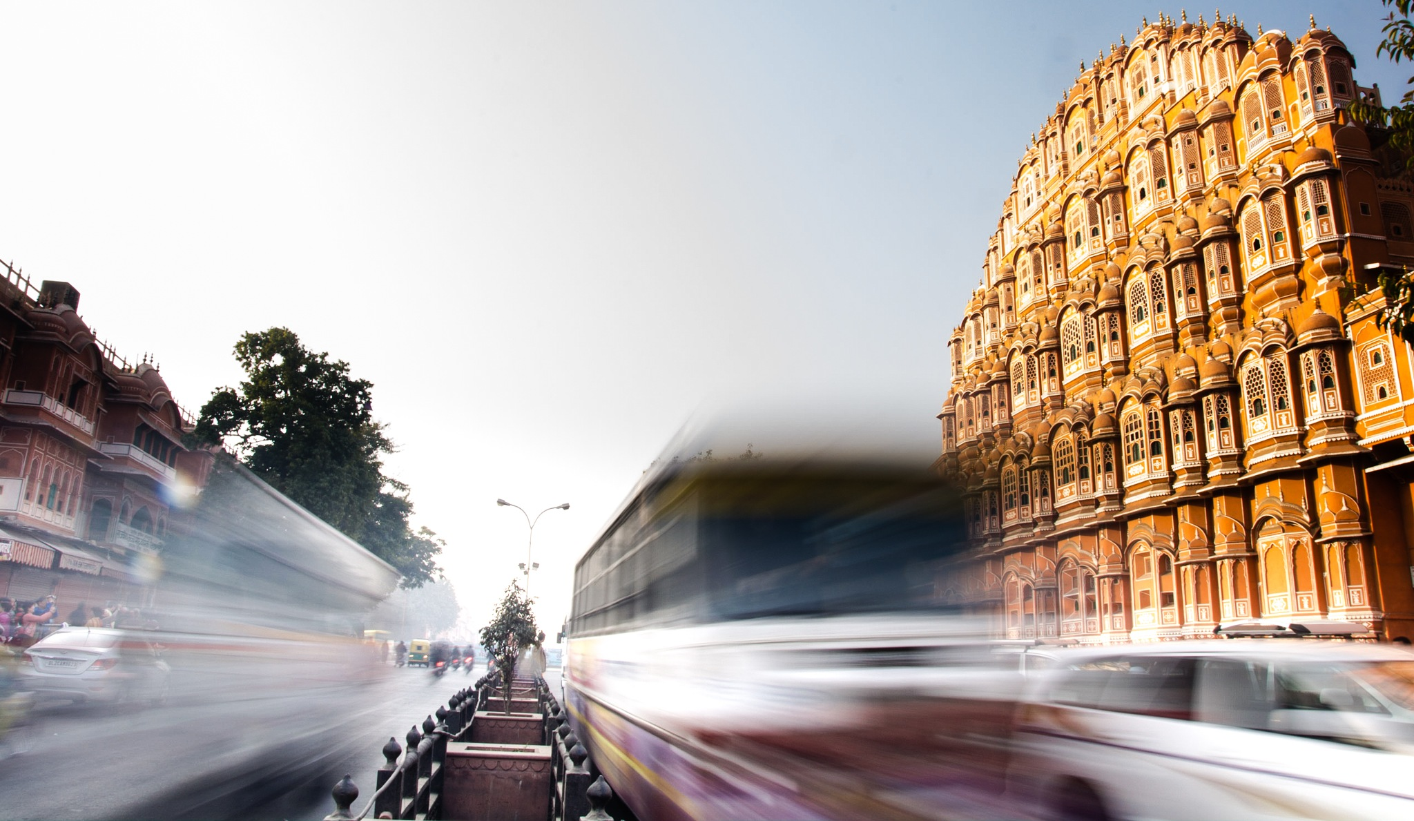 hawa mahal by photography by a rookie