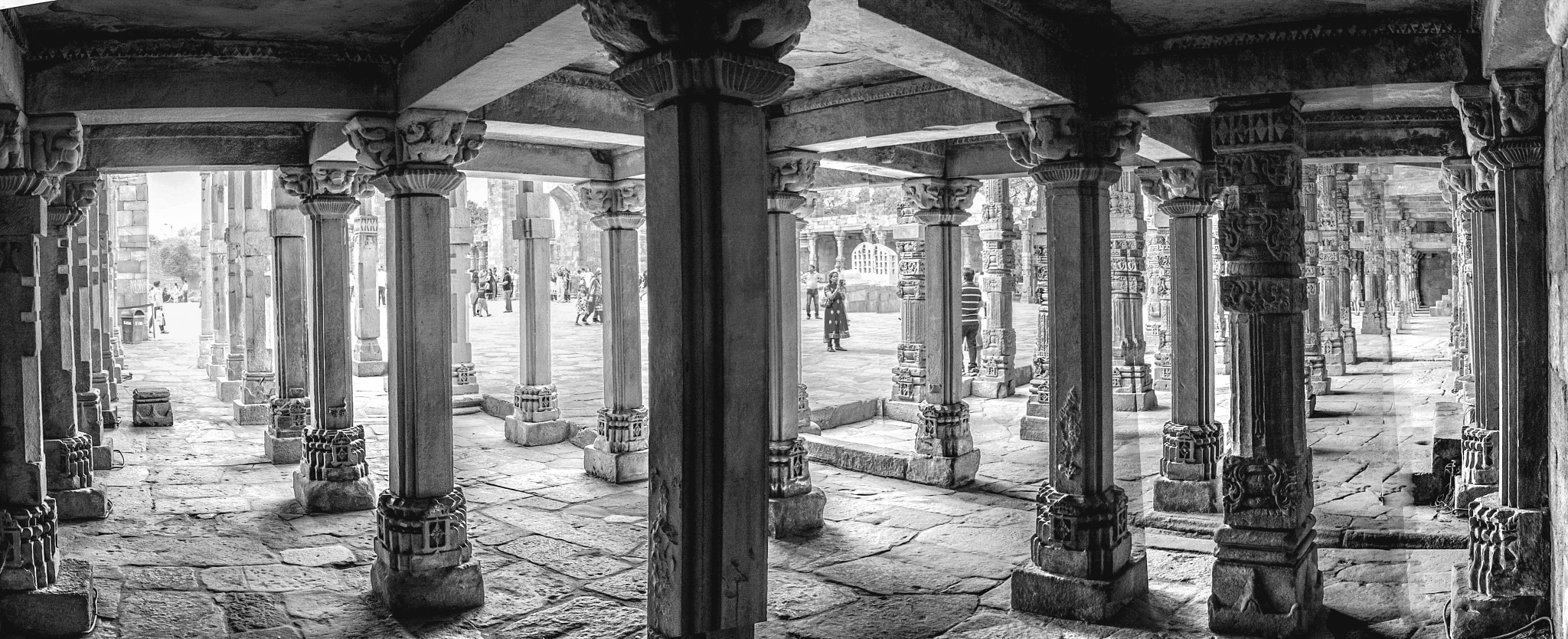 pillars by photography by a rookie