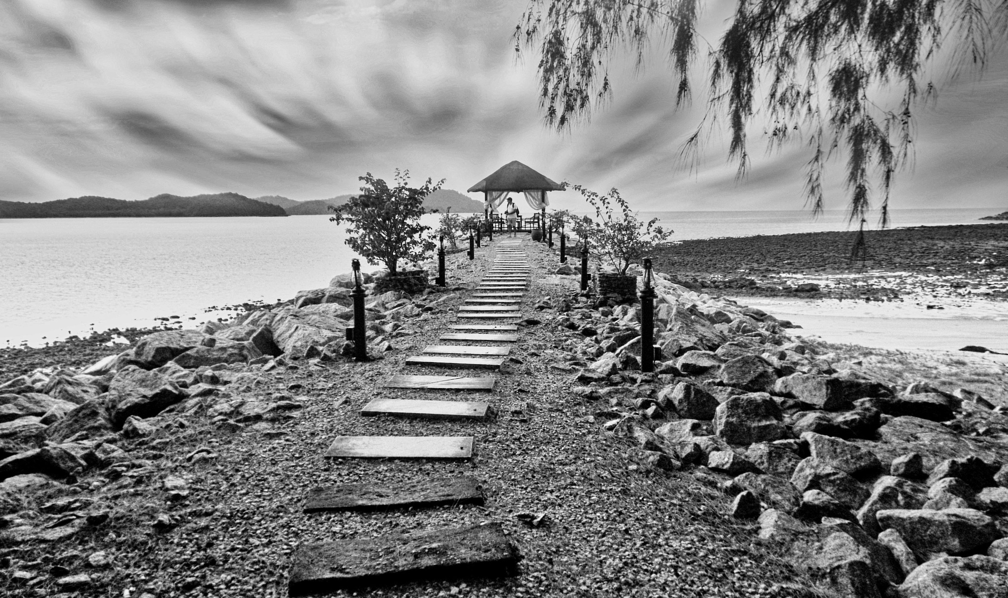 seafront by photography by a rookie