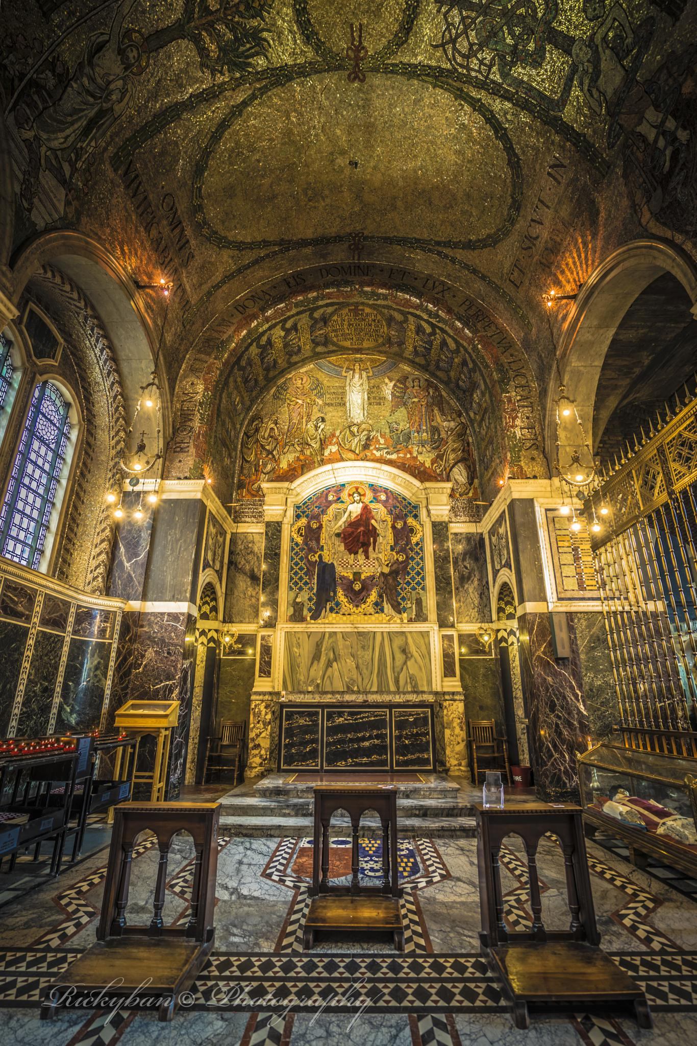 Place of prayer by rickyban_Photography