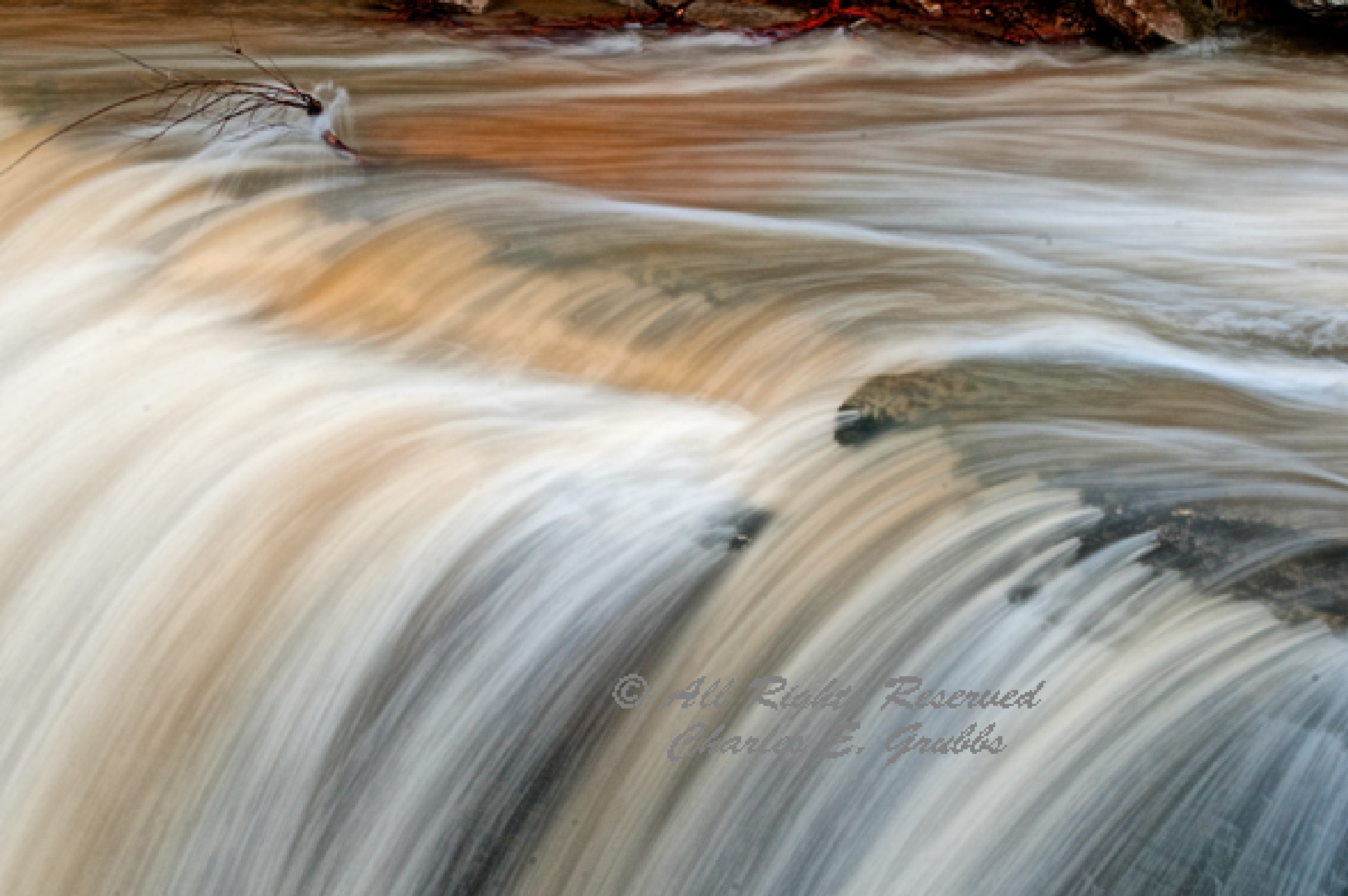 Photo in Landscape #water #fall #flow #flowing