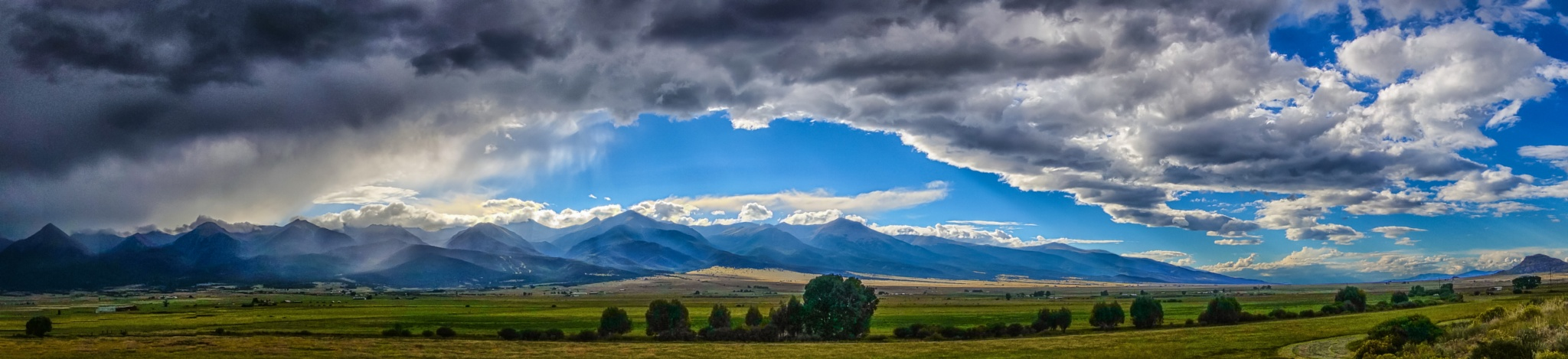 Storm in the Valley by mpayler