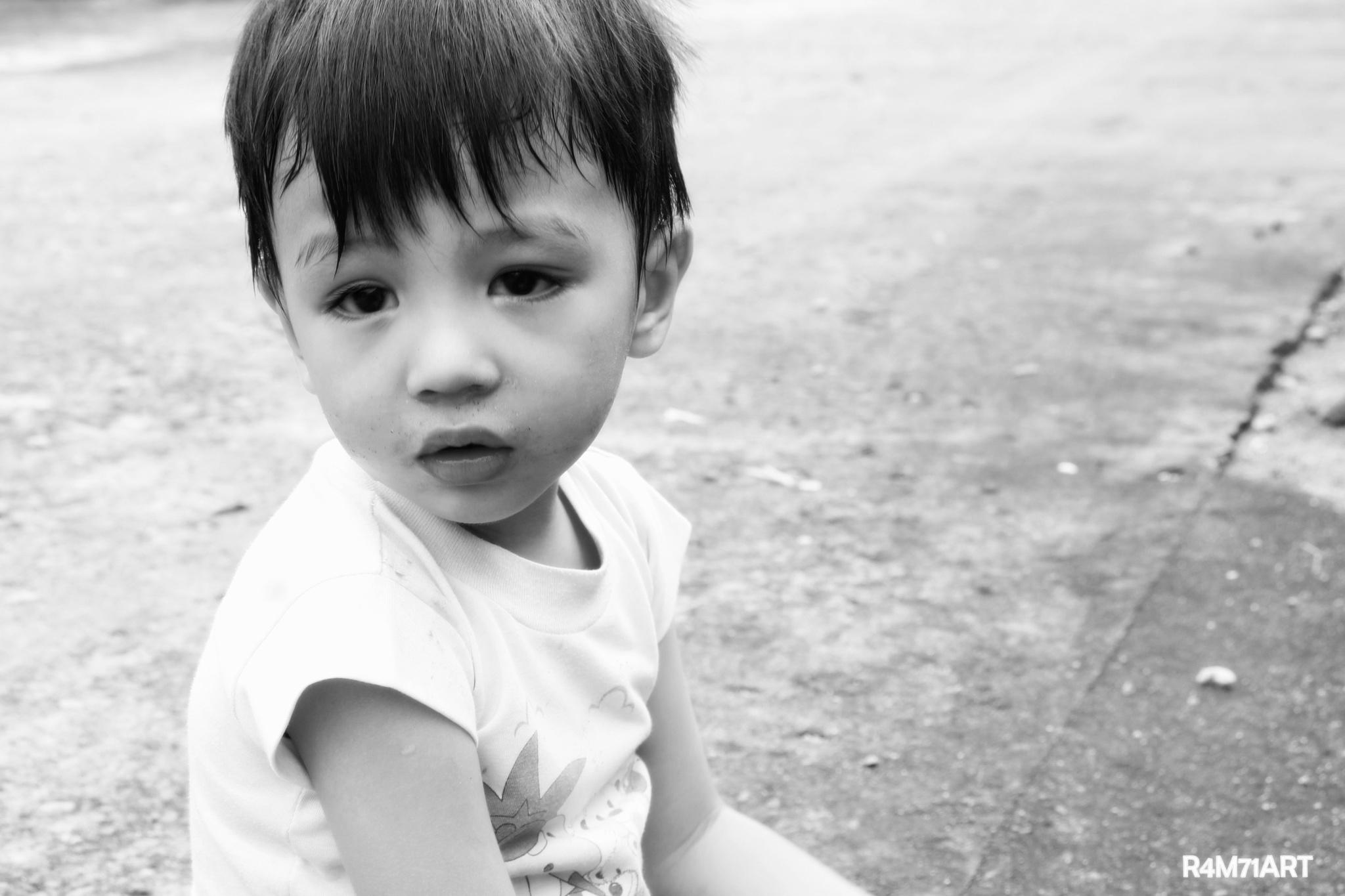 Sadness baby by maram ikawa