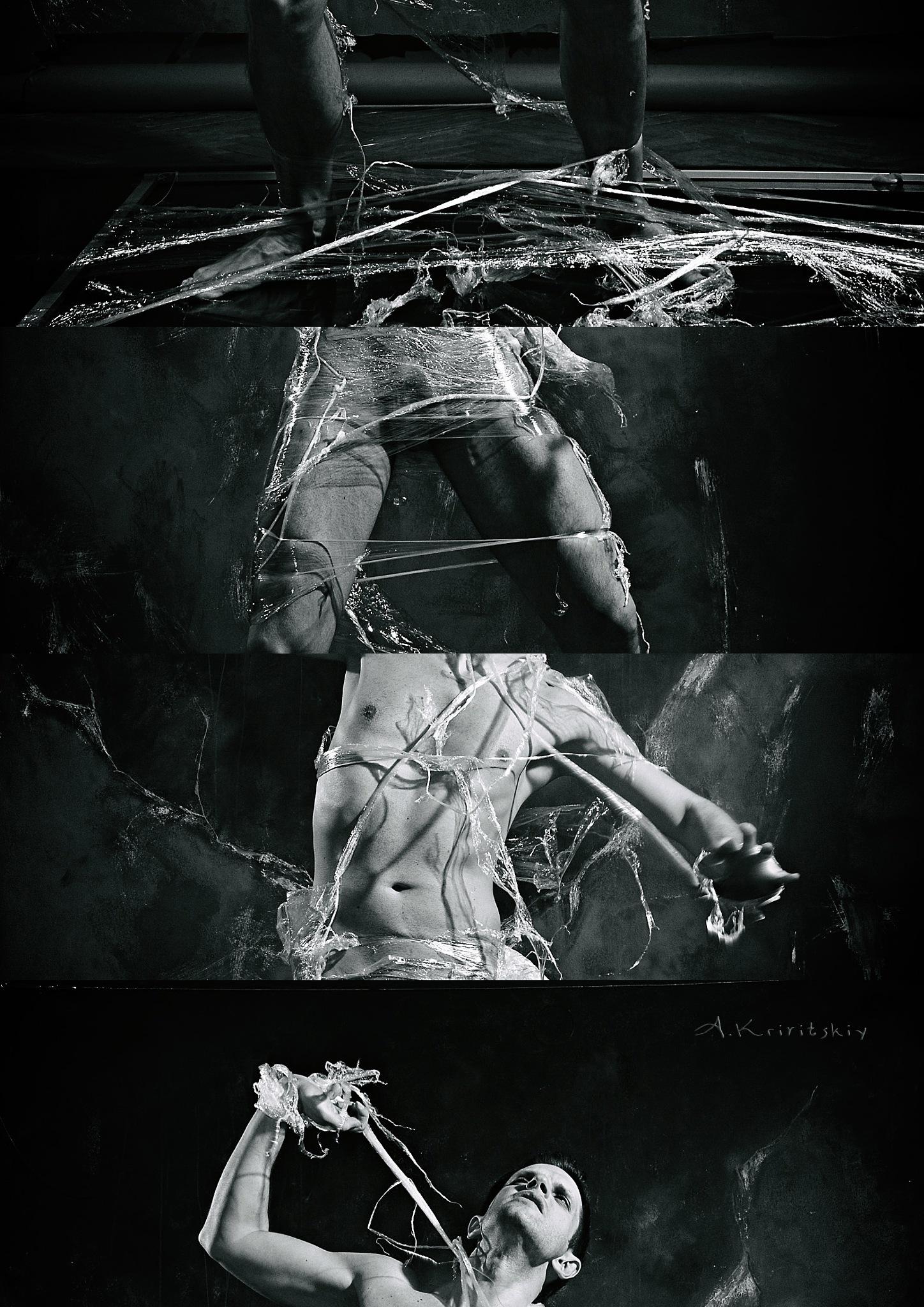 Хаос. (2009 г.). Chaos. (2009). -Любоваться хаосом ввел моду Достоевский - азартный игрок. Одно врем by krivitskiy